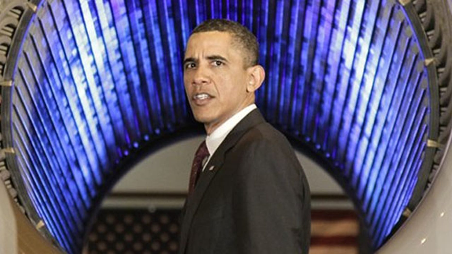 President Obama visits the birthplace of General Electric Jan. 21 in Schenectady, N.Y.
