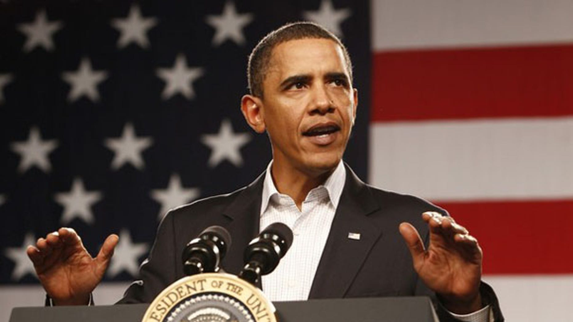 President Obama speaks during a visit to Lorain County Community College in Elyria, Ohio, Jan. 22. (Reuters Photo)