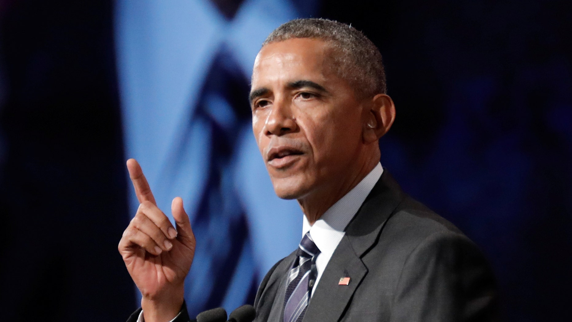 Former President Barack Obama criticized the decision of the Trump administration to end the DACA program on Tuesday.