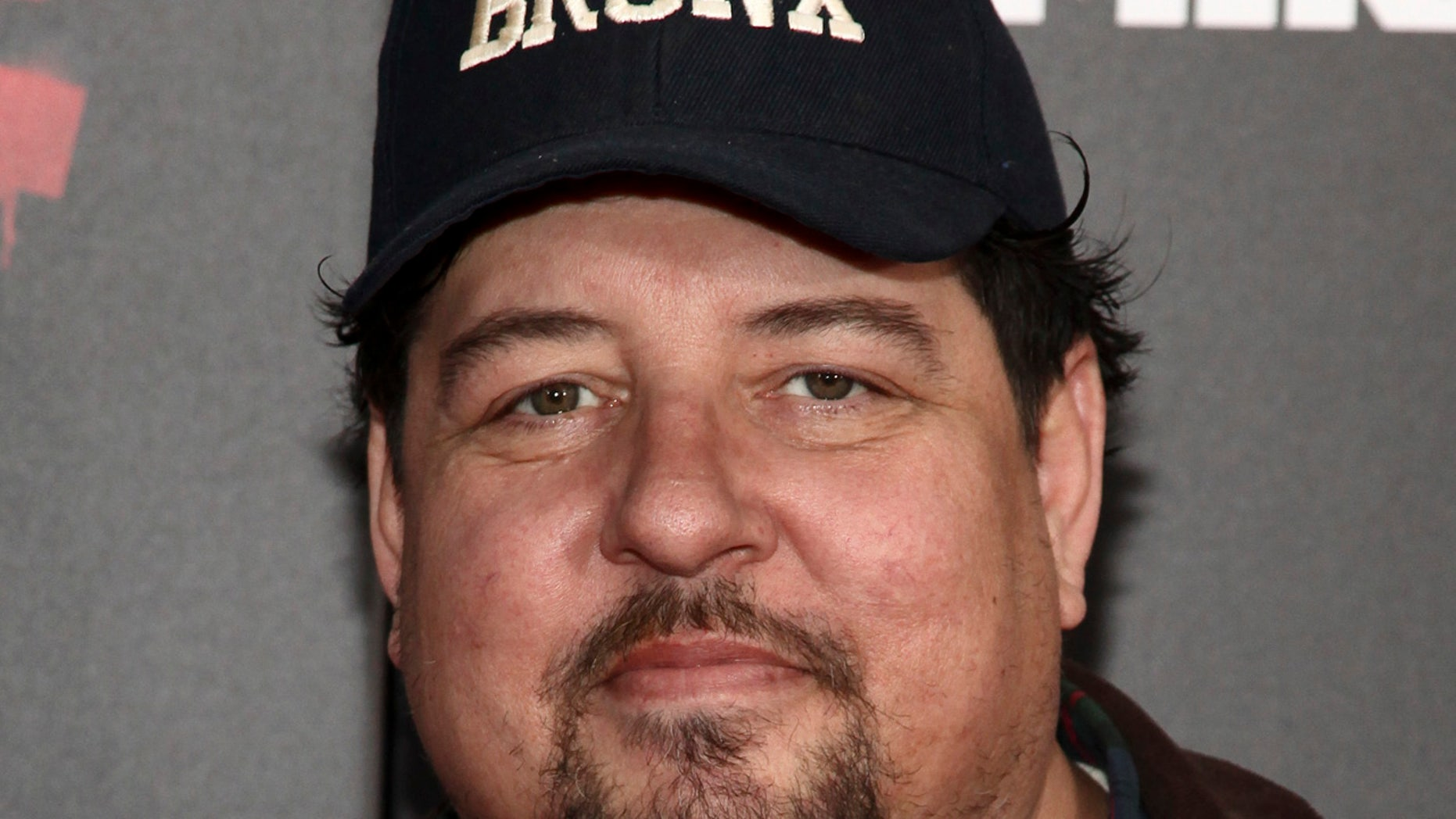 """FILE - In this Nov. 15, 2016, file photo, Joey Boots attends the premiere of """"Bad Santa 2"""" in New York."""