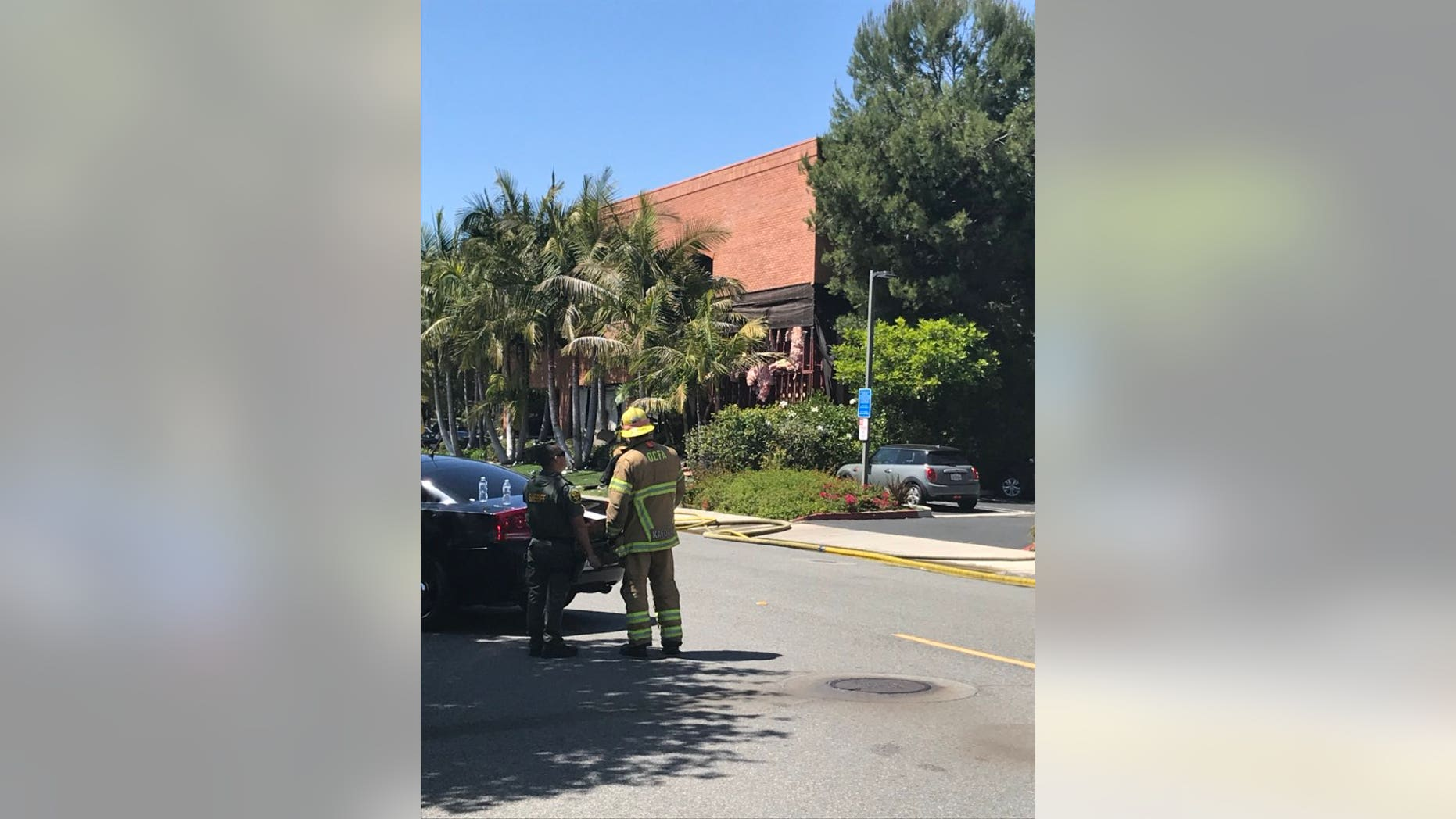 One person was killed and three others were injured during an explosion in southern California Tuesday afternoon, officials said.