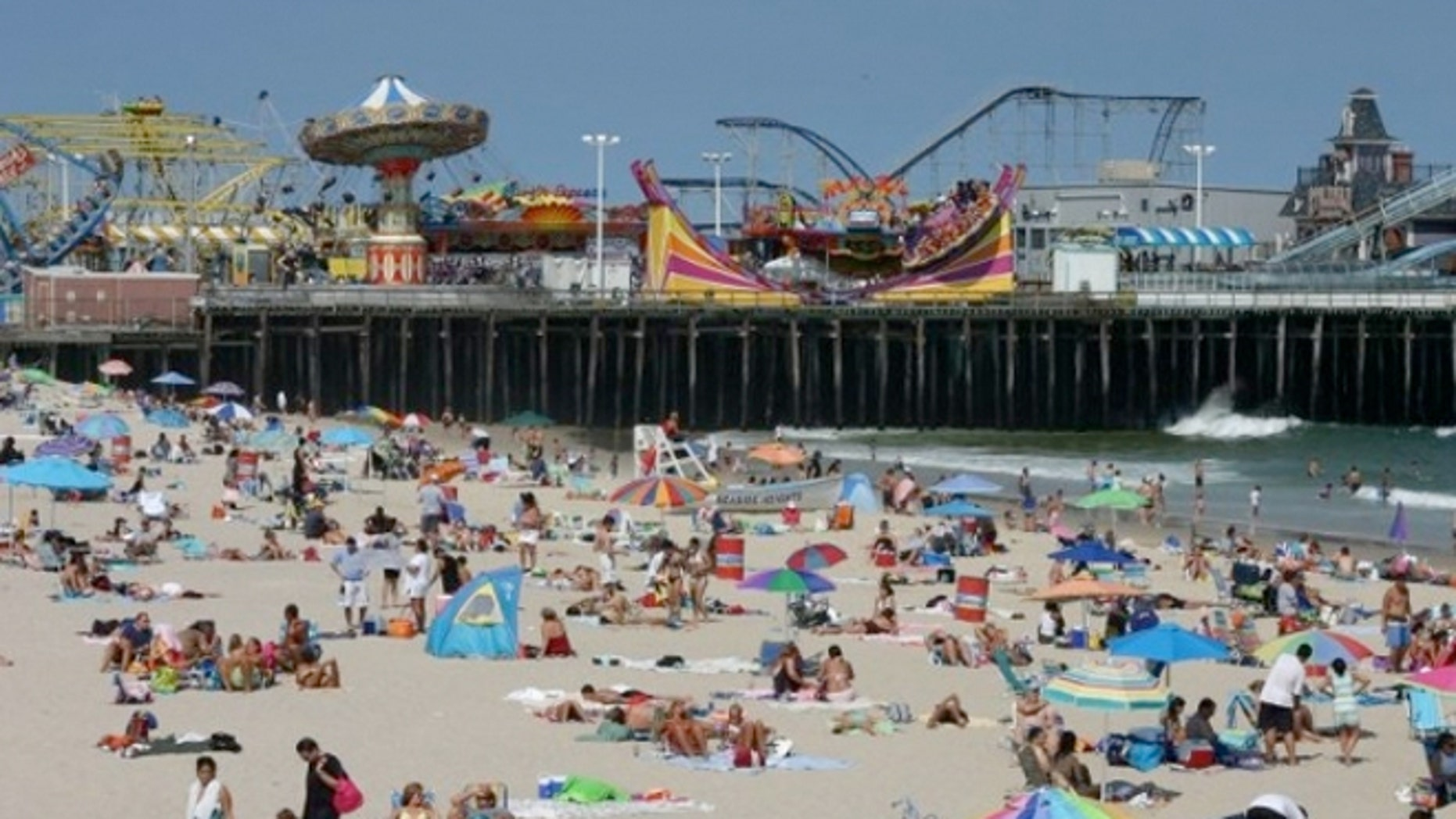 Ocean City won the online vote for best beach; best day-trip beach; best family vacation beach; and top beach for ecotourism.