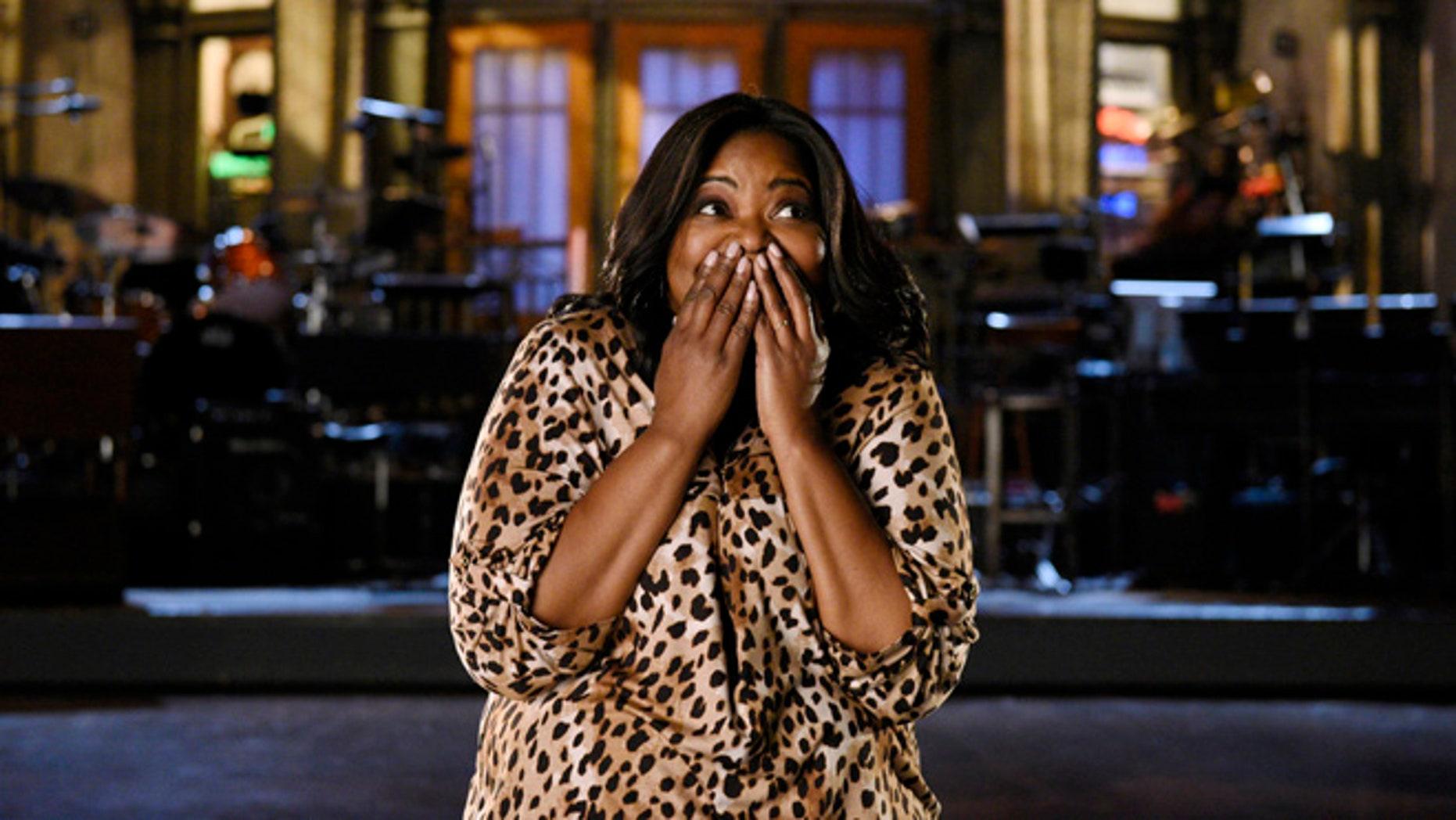 """Octavia Spencer hosted """"SNL"""" last night."""