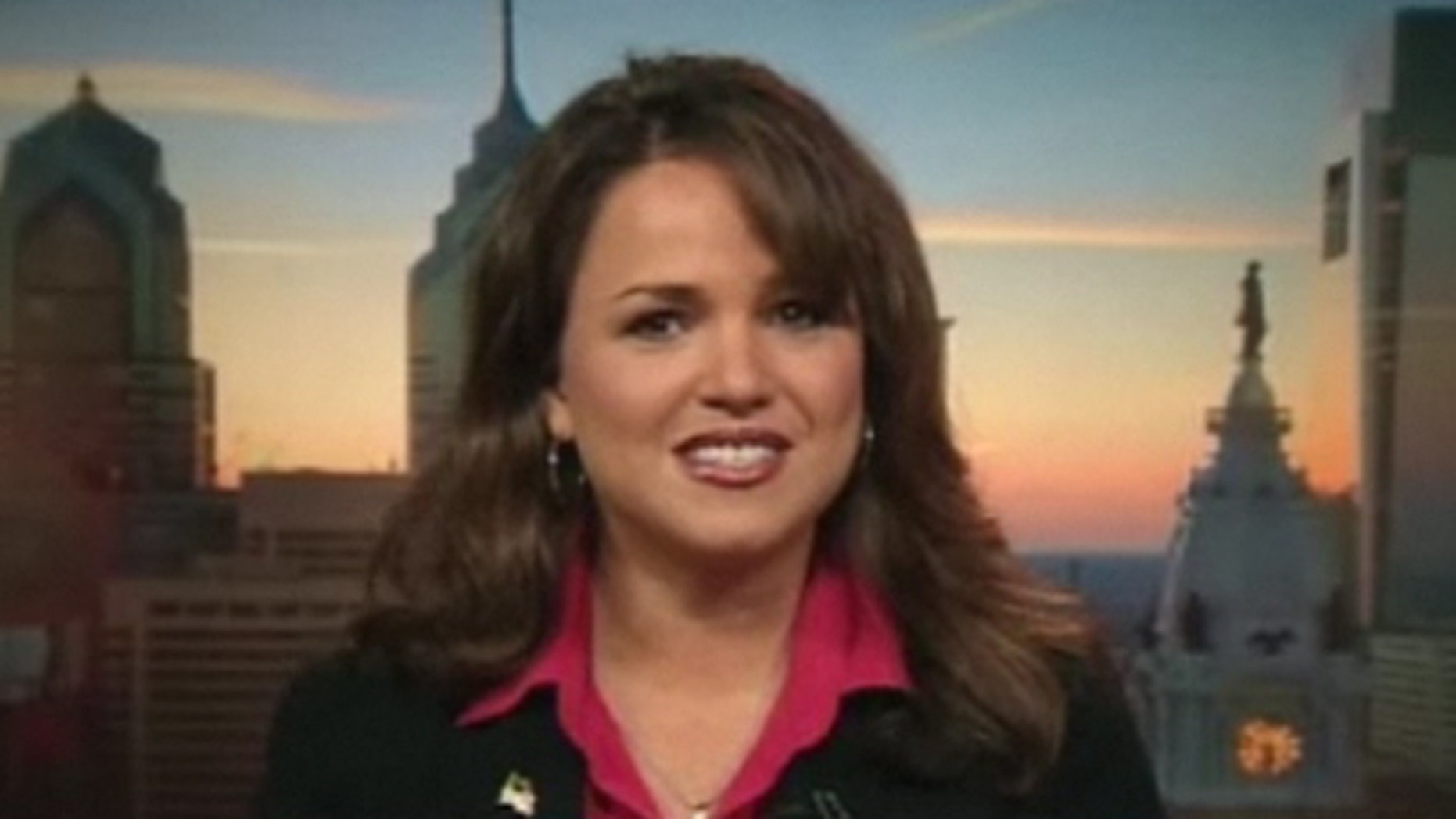 Shown here is Delaware Senate candidate Christine O'Donnell. (FNC)
