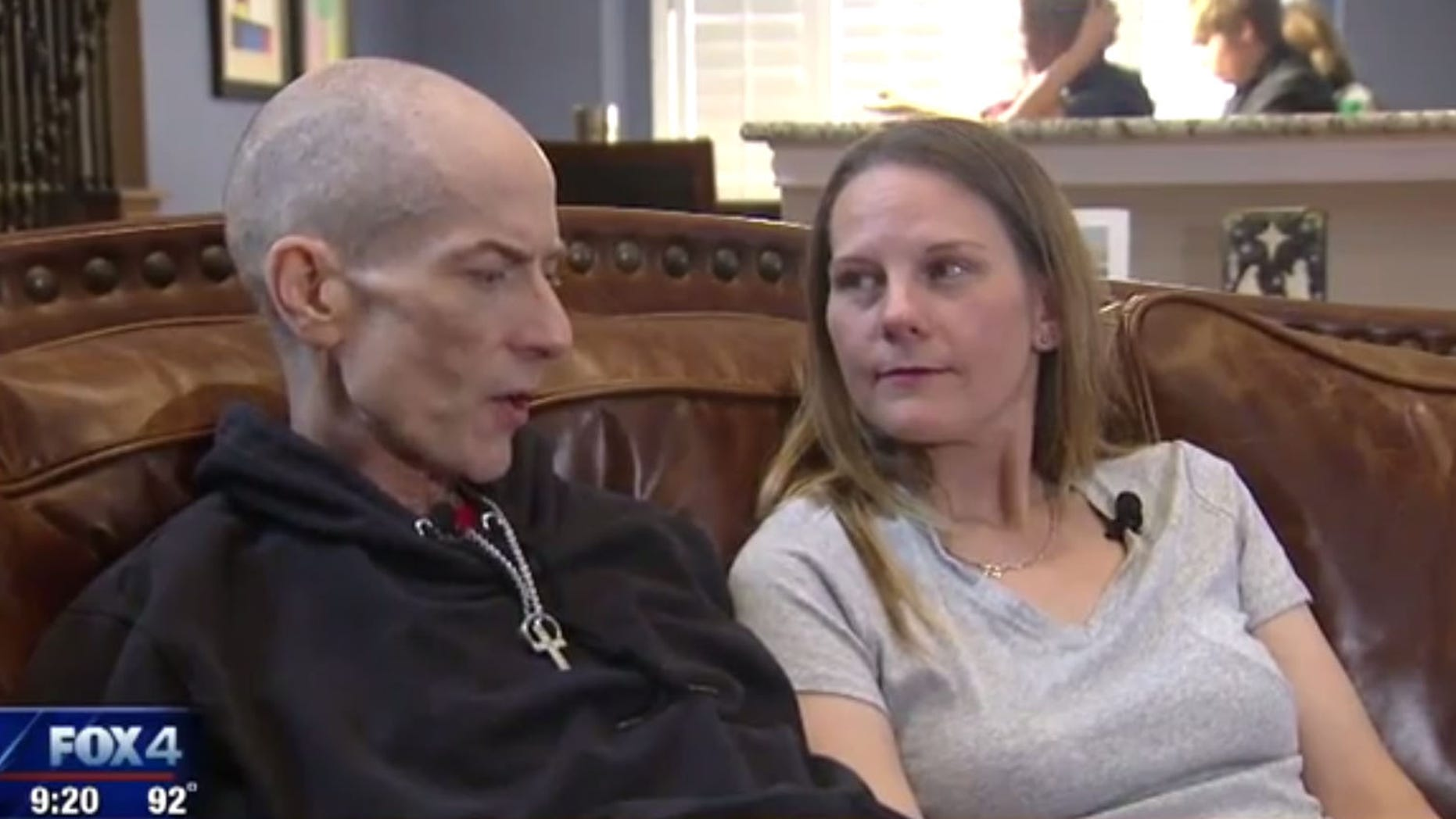 David Odum was diagnosed with terminal cancer in April.