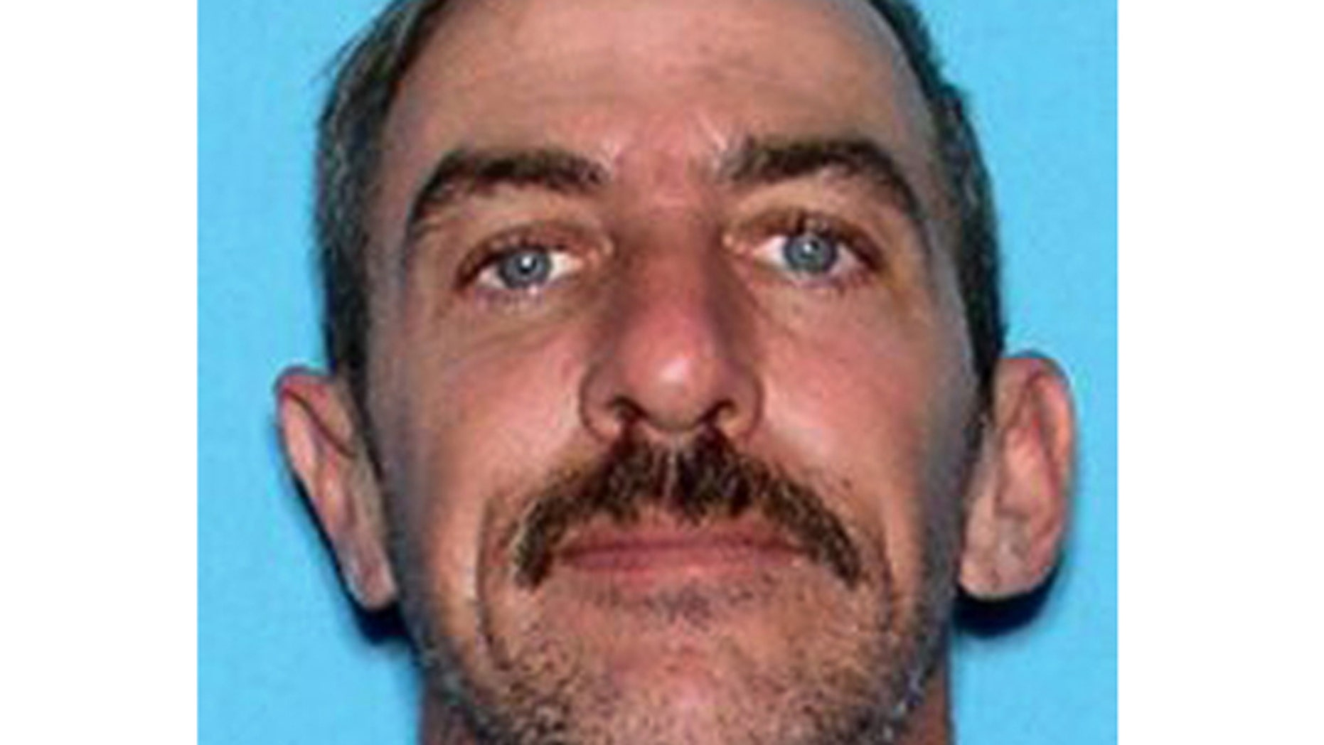 This undated photo provided by the Hillsborough County Sheriff's Office, Fla.,  shows registered sex offender Steven Patrick Myers, 41, of Plant City, Fla.