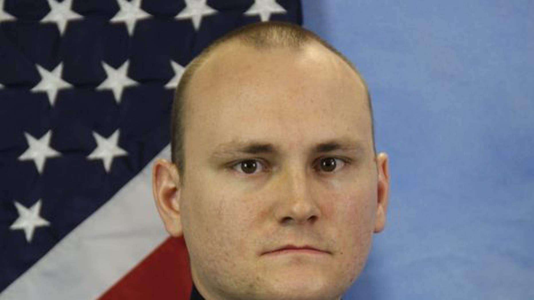 Officer Nicholas Wayne Powell.
