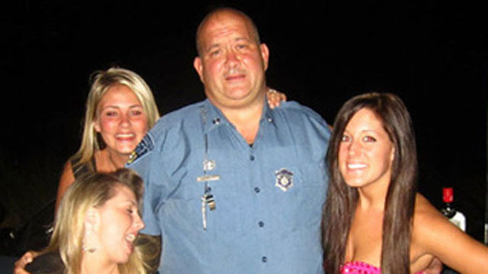 Sergeant Posed For Pictures With Underage Women