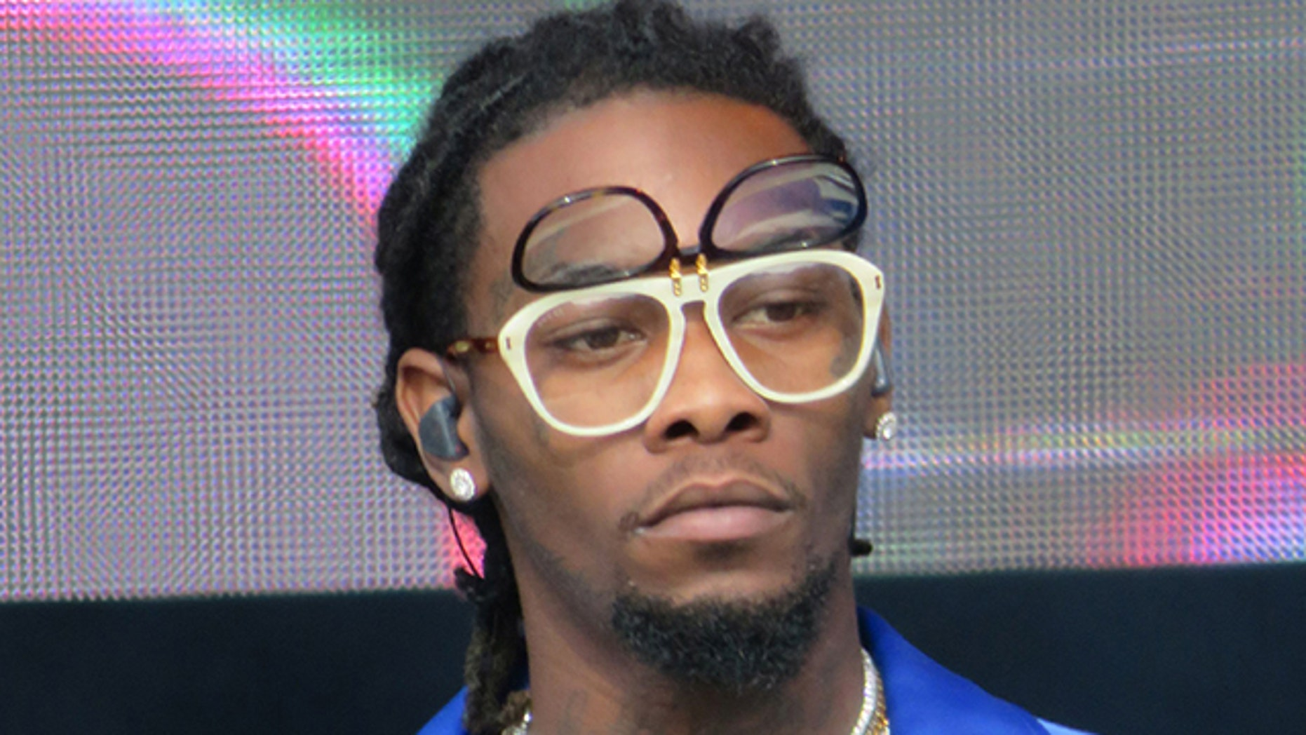 Migos rapper Offset has reportedly been arrested for gun possession.