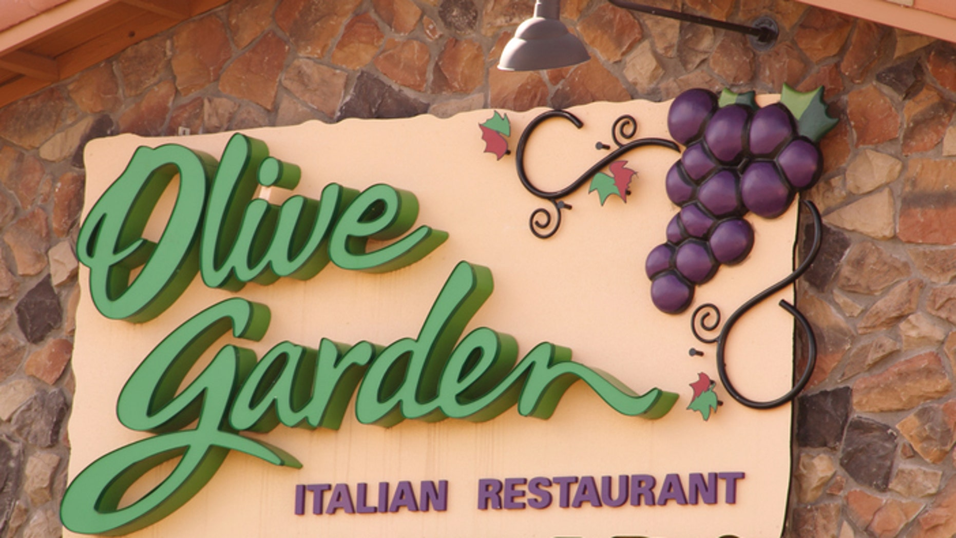 Olive Garden has seen sales improve with new menu options.