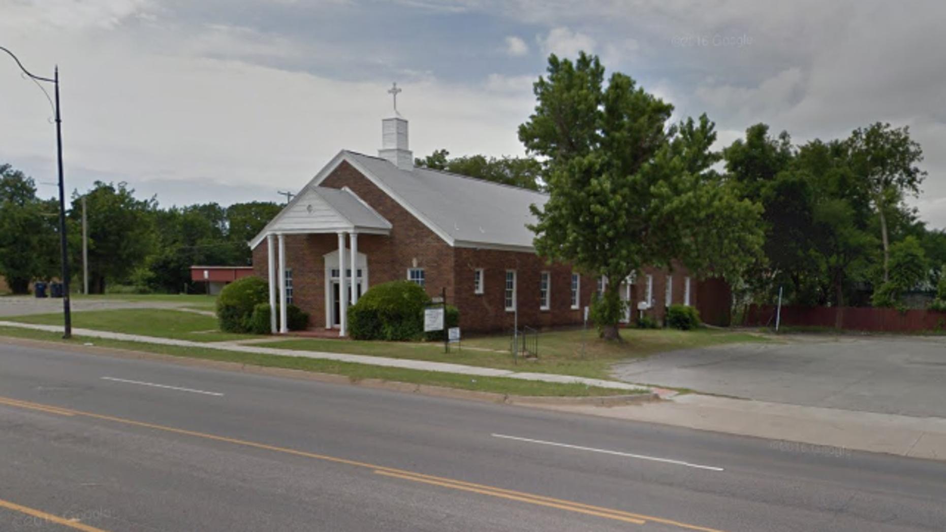 Trinity Presbyterian Church of Oklahoma City.