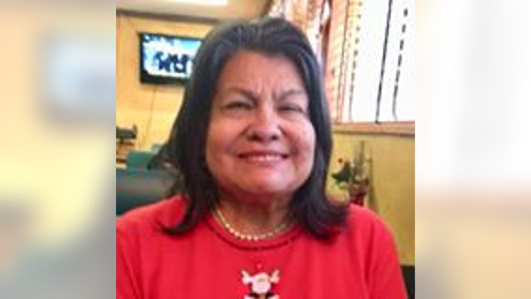 Olga Zuniga says her boss, a Texas judge, began monitoring her social media posts after Donald Trump became president.