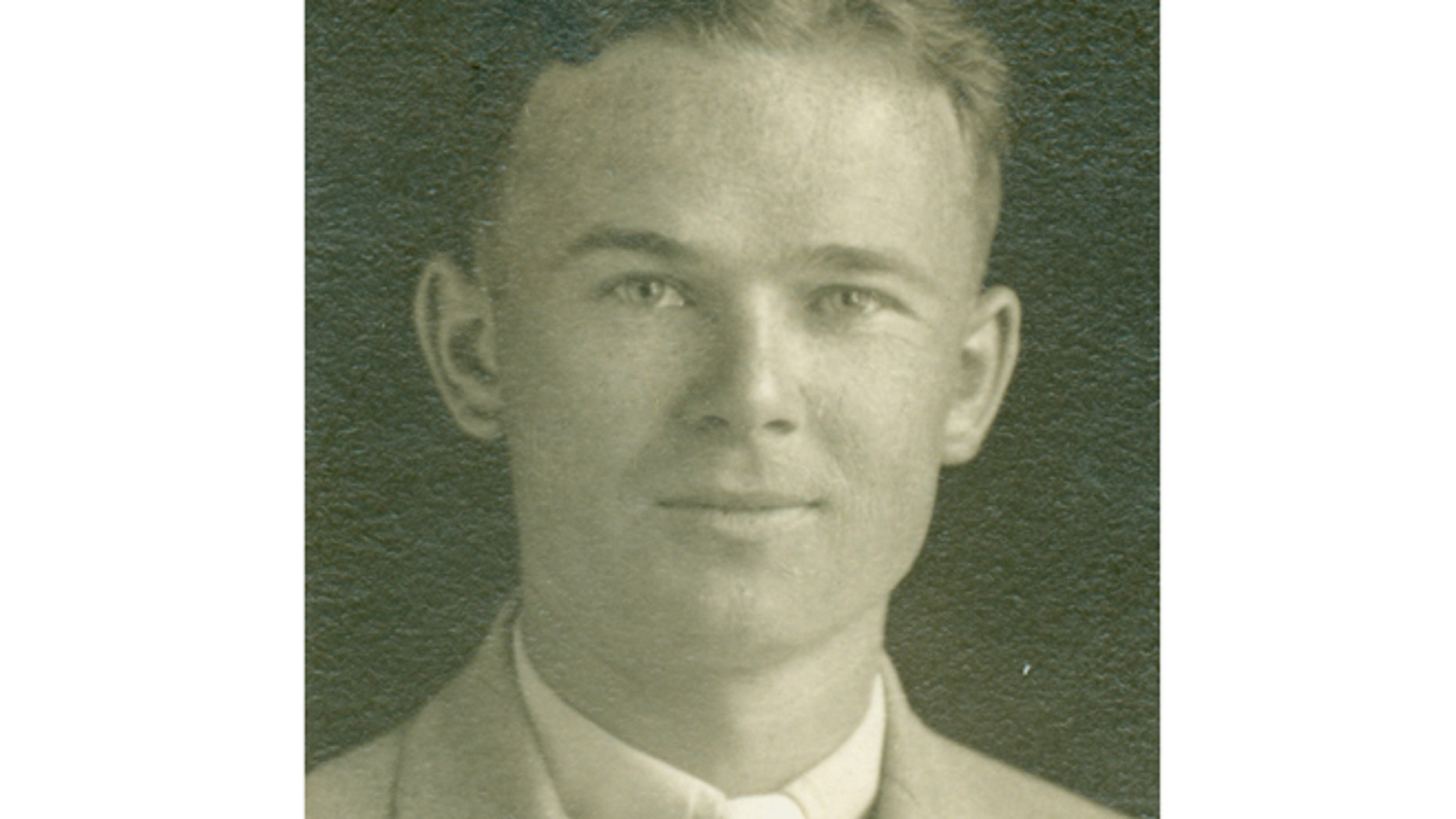 This 1934 handout photo provided by the FBI Office of Public Affairs shows Walter Walsh.