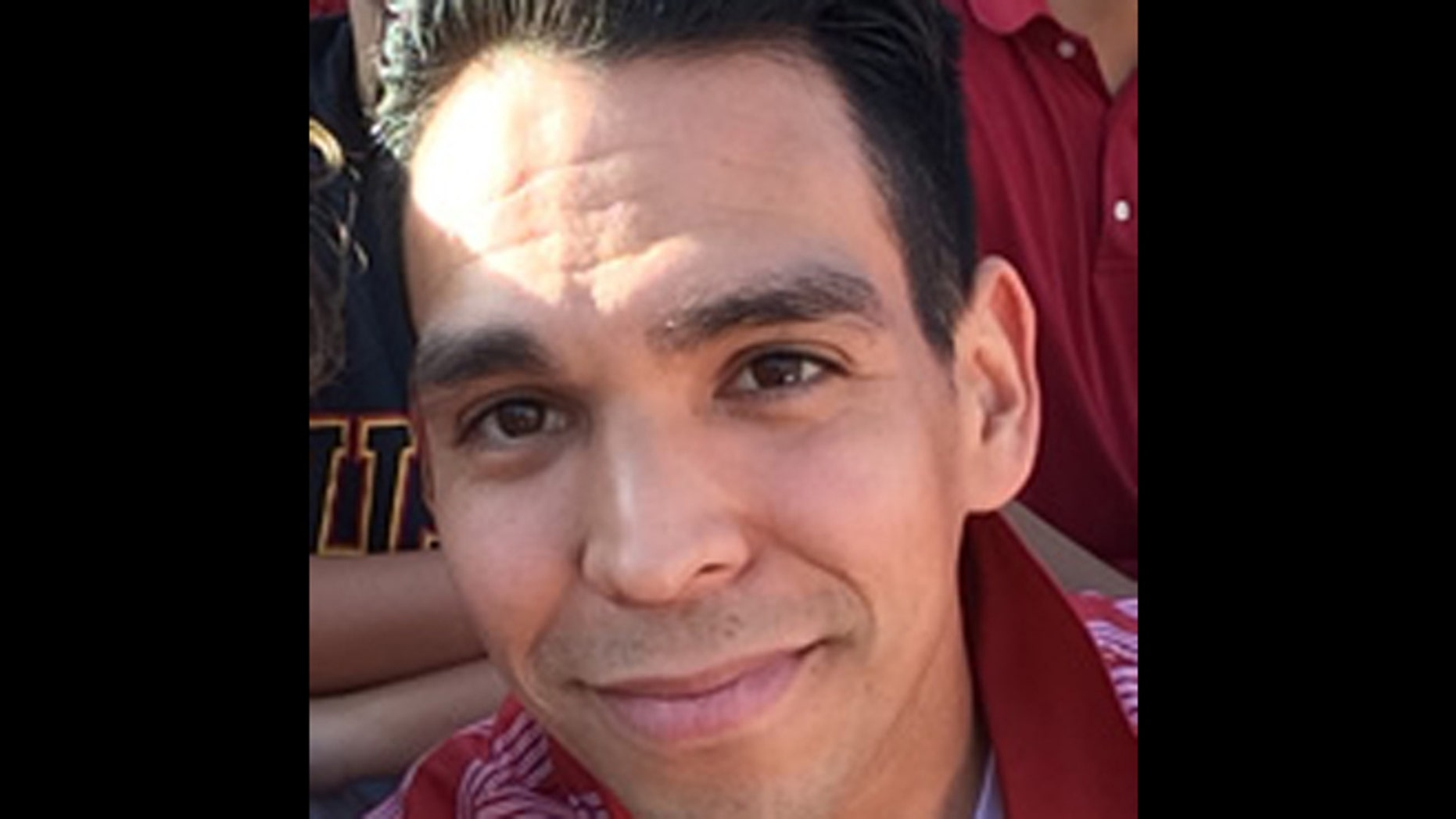 Omar Arce Meza, 33, vanished Thursday, Jan. 8 in Palm Desert, Calif., after leaving a dinner with co-workers.