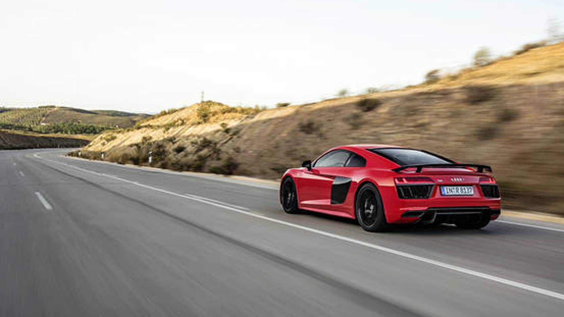 The Ultra Fast Audi R8 Just Got Faster And More Exclusive