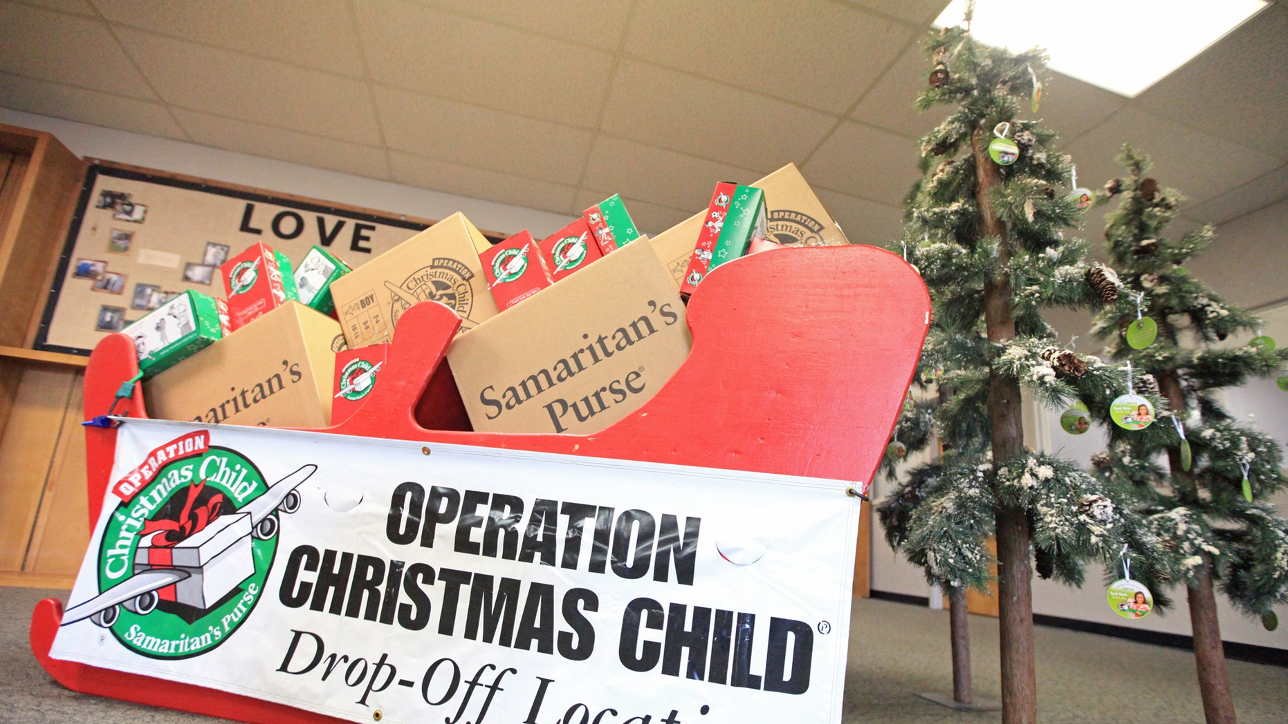 Operation Christmas Child Boxes.How Operation Christmas Child Changed My Life In Romania