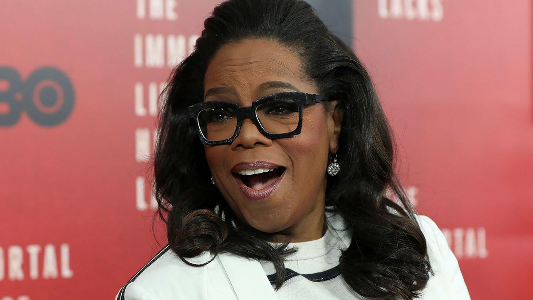 """Oprah has revealed her """"favorite things"""" of 2017."""