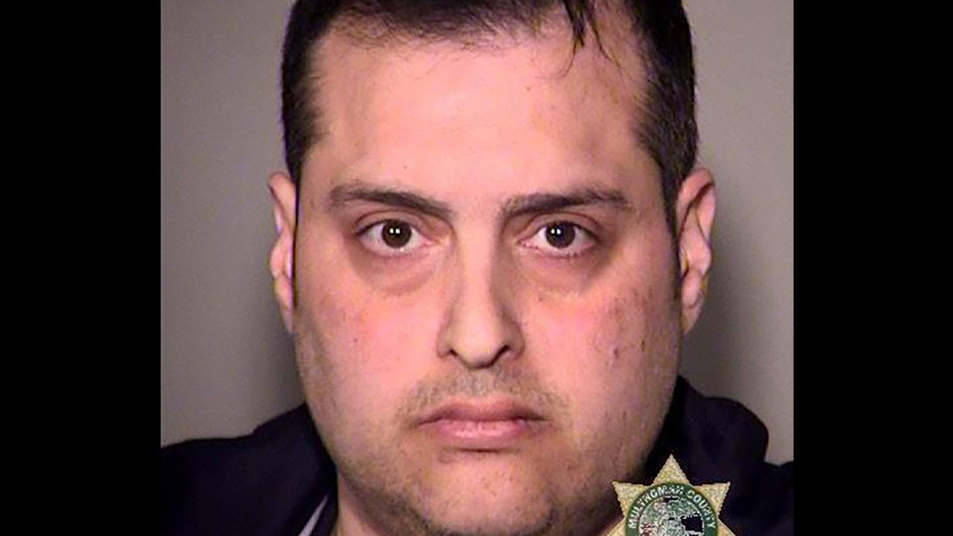 Raji Afife Azar, 40, of Portland, is accused of leading a Lego theft ring.