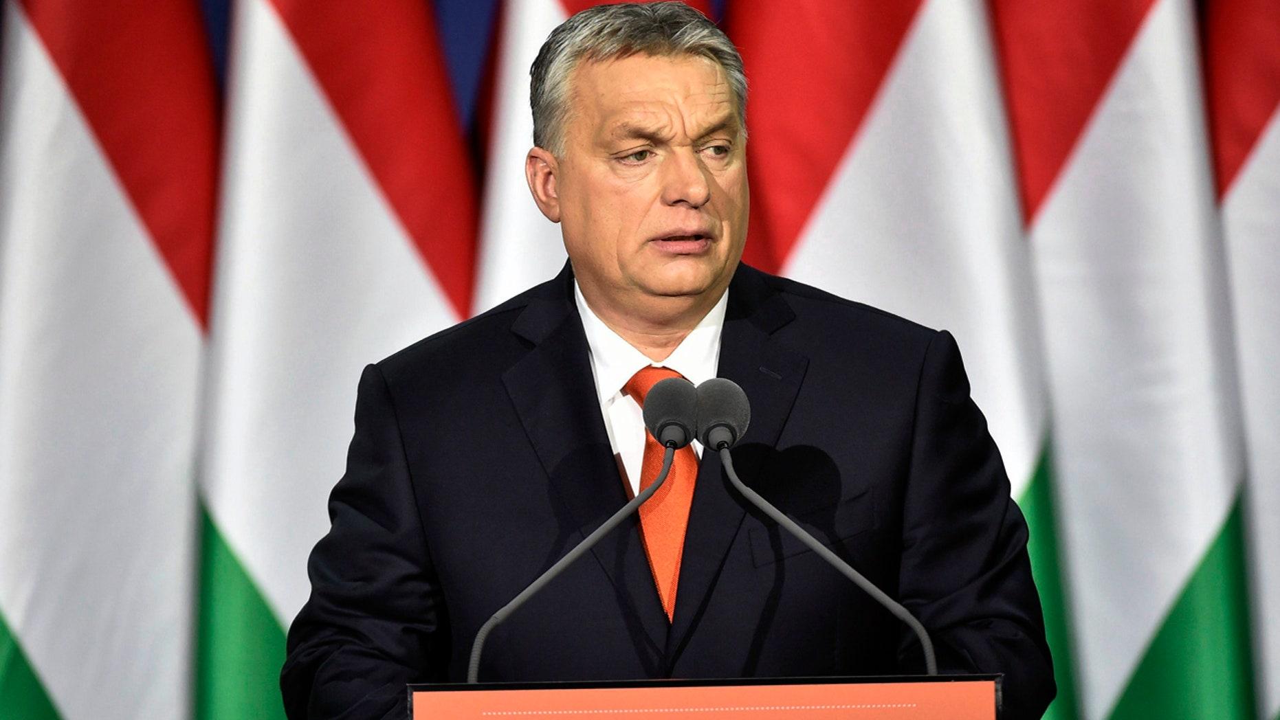 Viktor Orban, prime minister of Hungary since 2010, banned gender studies.