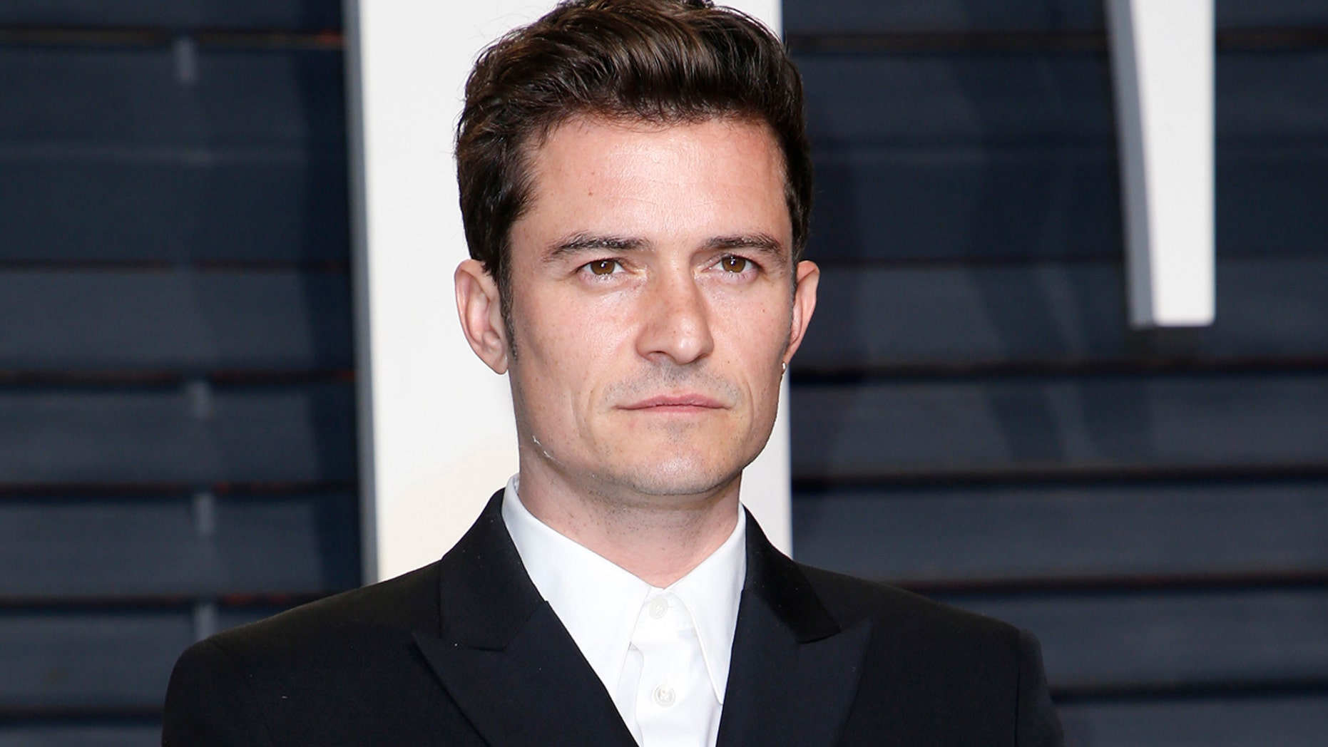 89th Academy Awards - Oscars Vanity Fair Party - Beverly Hills, California, U.S. - 26/02/17 – Actor Orlando Bloom. REUTERS/Danny Moloshok - RTS10IYW