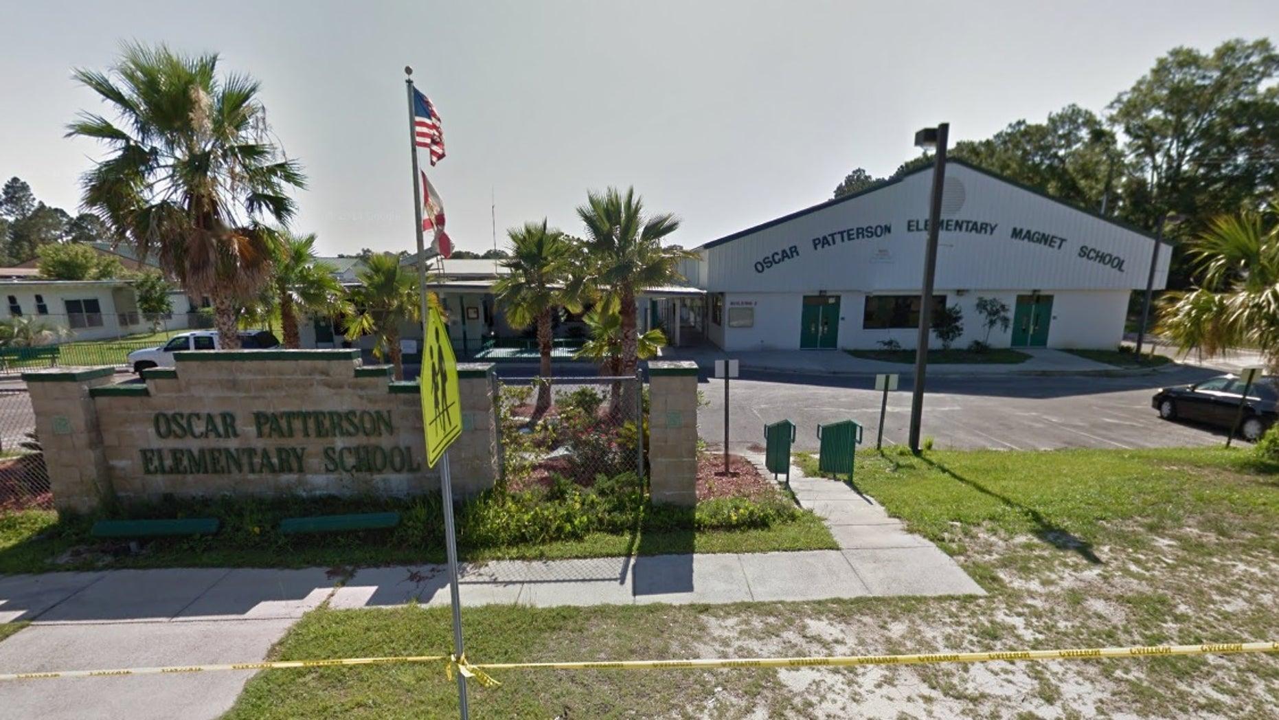 Oscar Patterson Elementary School in Panama City.