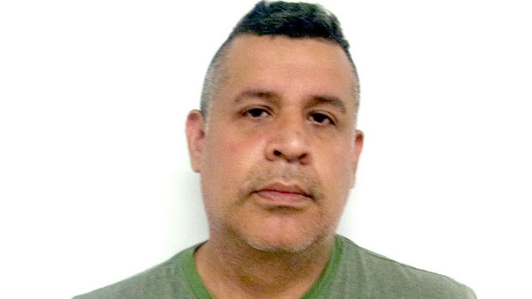 Oscar Sanchez.
