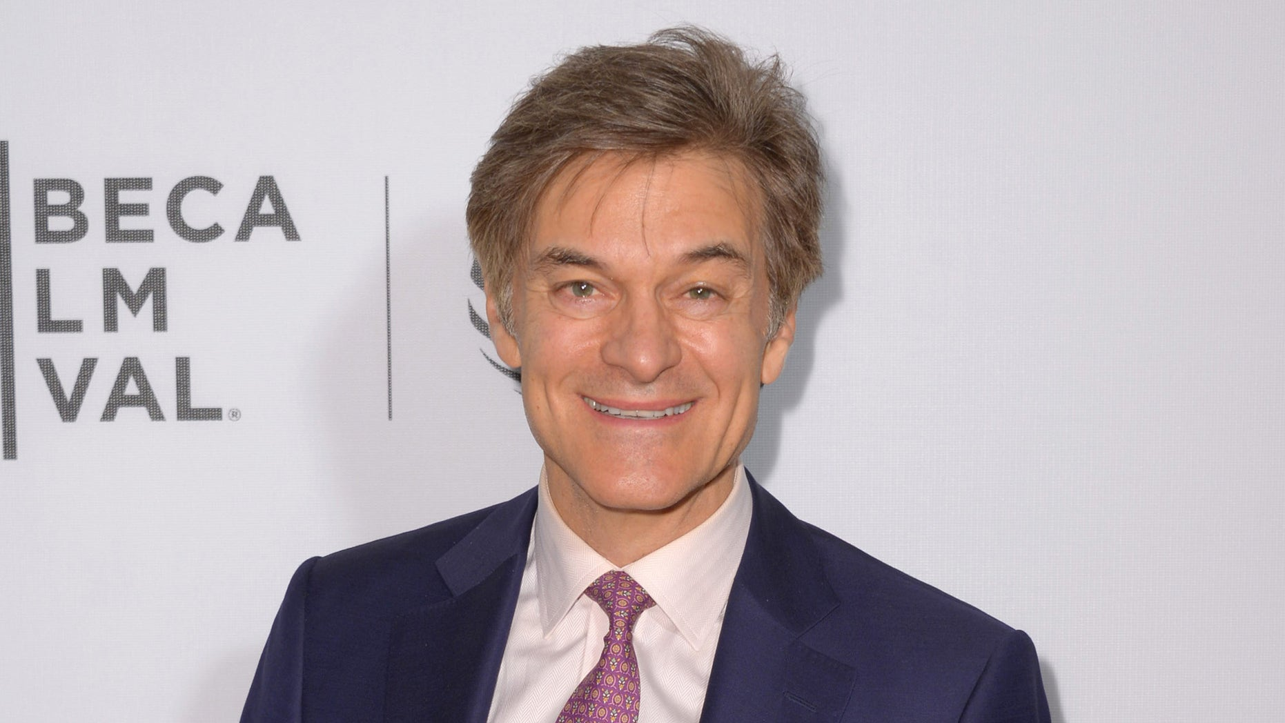"NEW YORK, NY - APRIL 18:  Dr. Mehmet Oz attends the ""Equals"" premiere during the 2016 Tribeca Film Festival at John Zuccotti Theater at BMCC Tribeca Performing Arts Center on April 18, 2016 in New York City.  (Photo by Andrew Toth/Getty Images)"