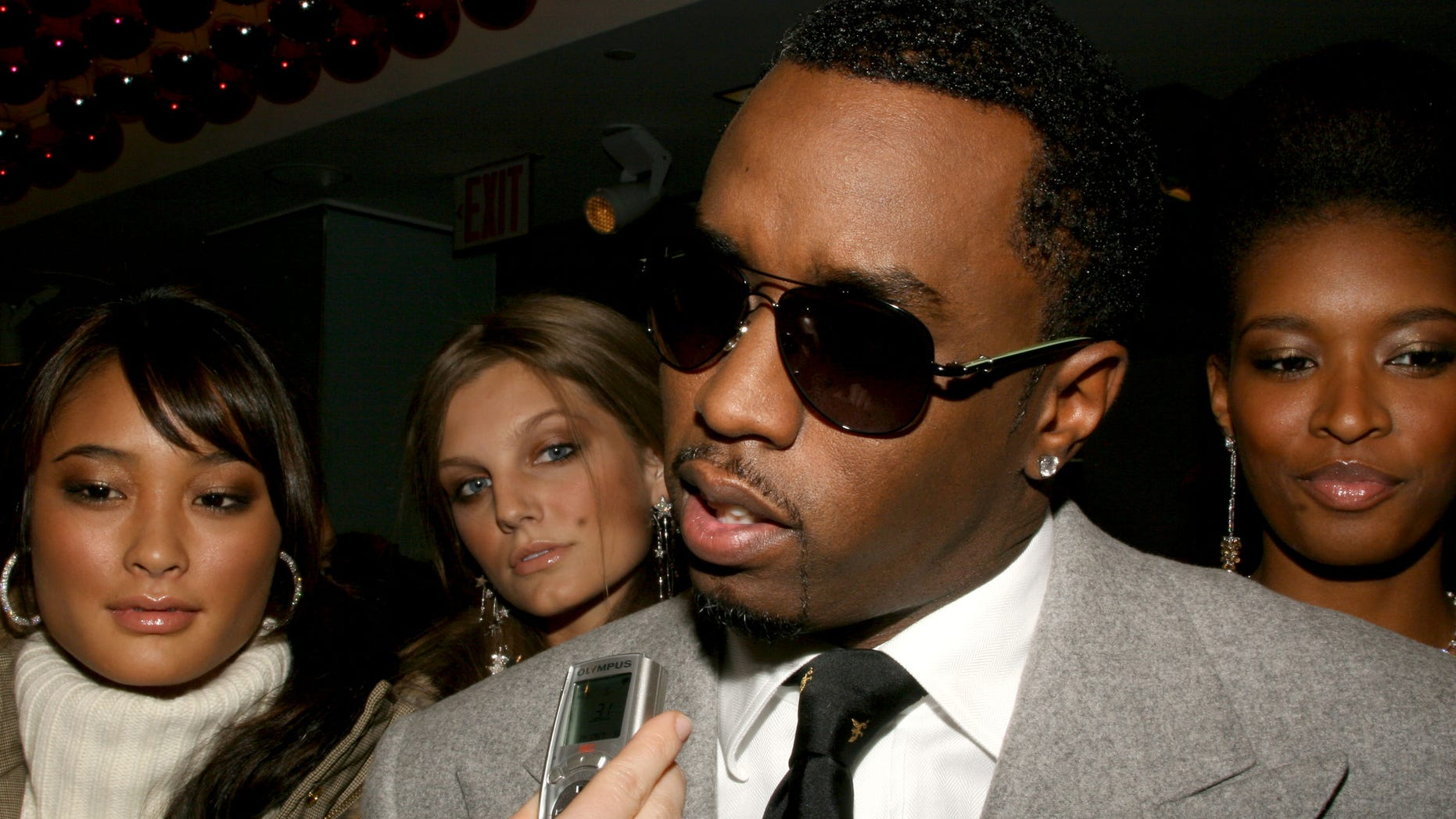 """P.Diddy's new book, """"Culo,"""" is about what else? Women's backsides."""