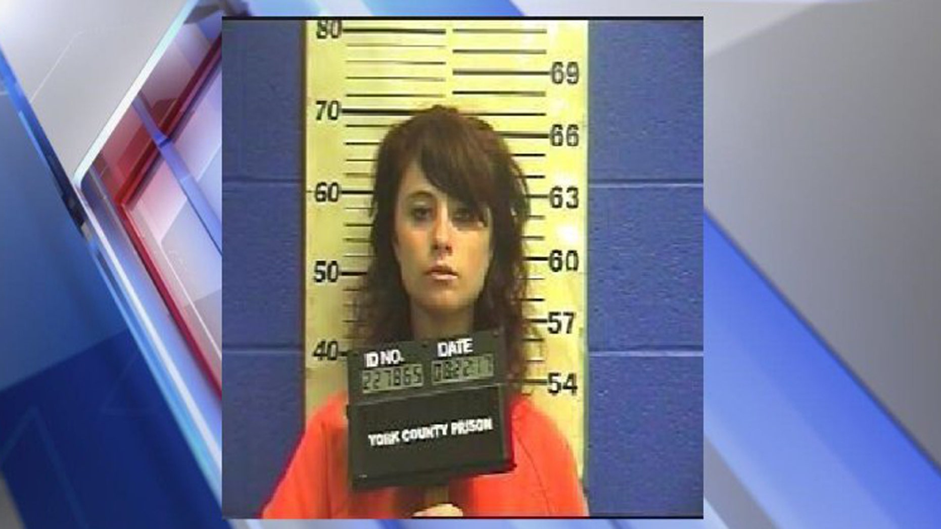 Xena Linn was charged in connection with a fire that was set.
