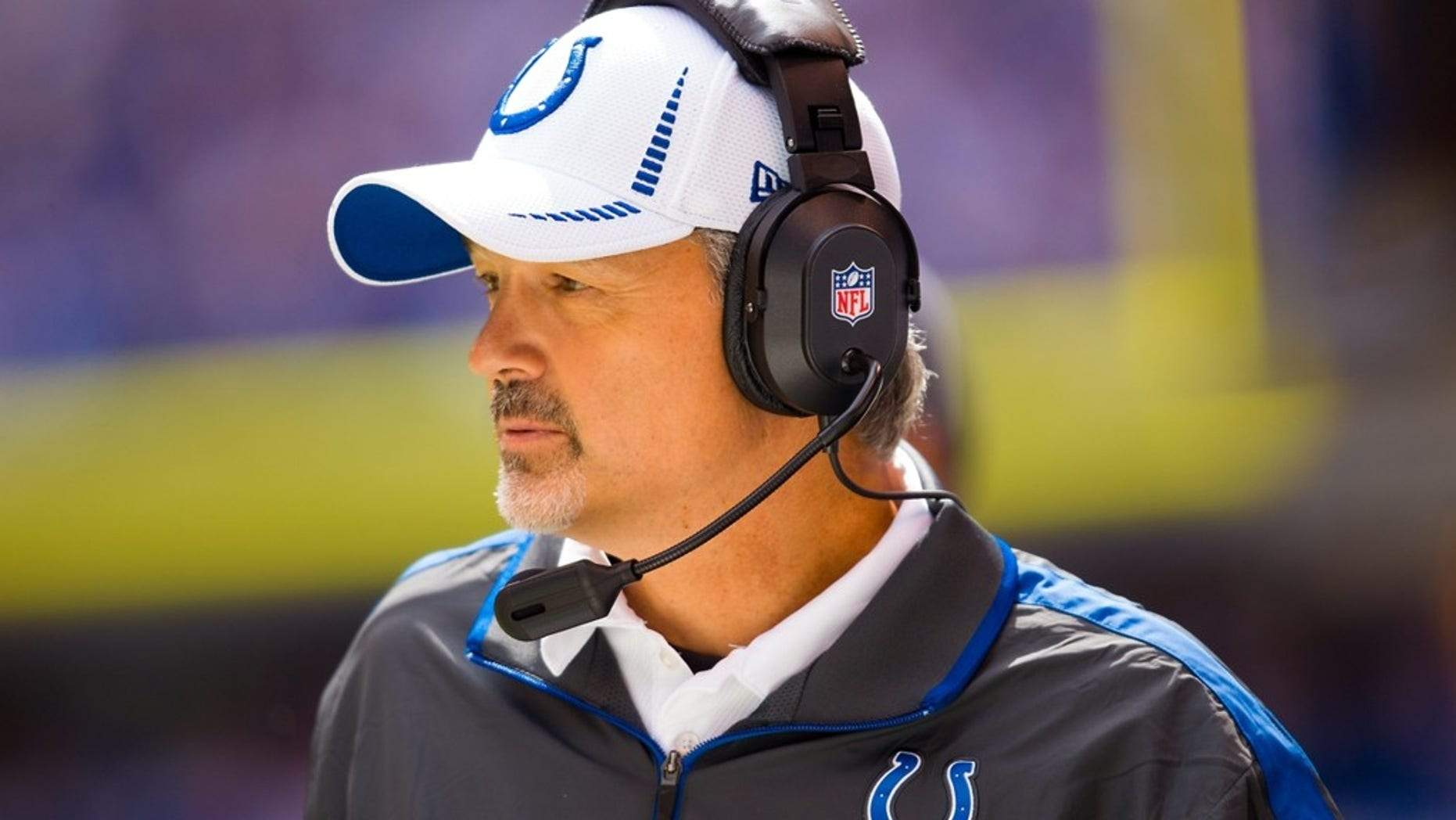 Indianapolis Colts head coach Chuck Pagano is reportedly battling a treatable form of leukemia, is expected to miss several games