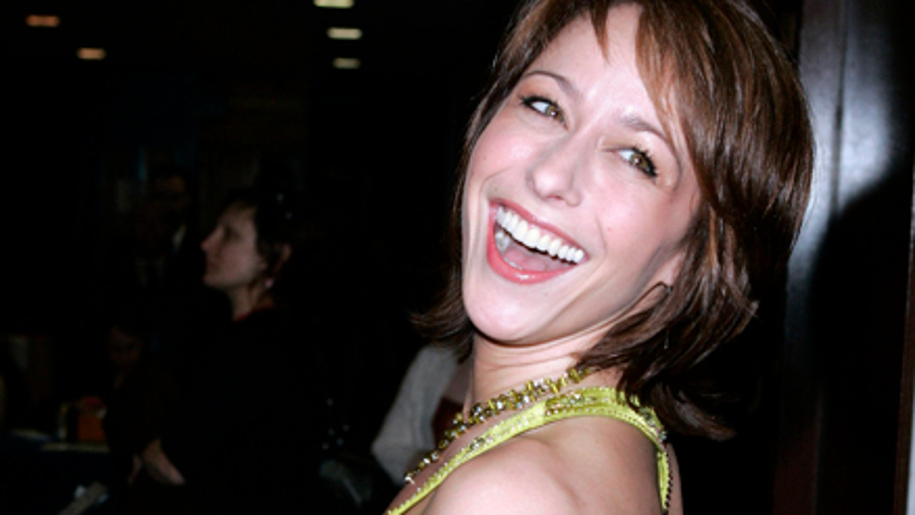 """Actress Paige Davis arrives for the 51st Drama Desk Awards Show in New York May 21, 2006. Davis hosted the TLC show """"Trading Spaces"""" from 2001-2004 and again in 2008. TLC announced the show will be returning in 2018 but did not say who the host the reboot."""