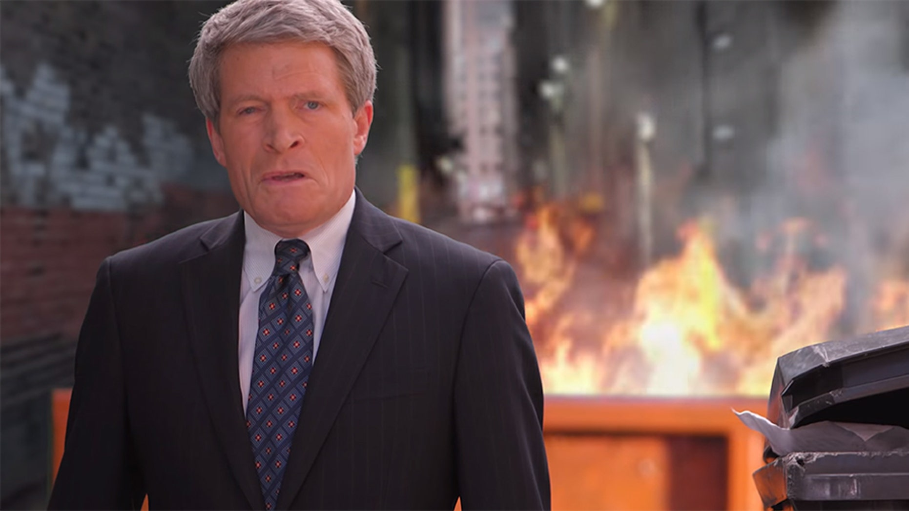 Only Richard Painter can prevent dumpster fires.