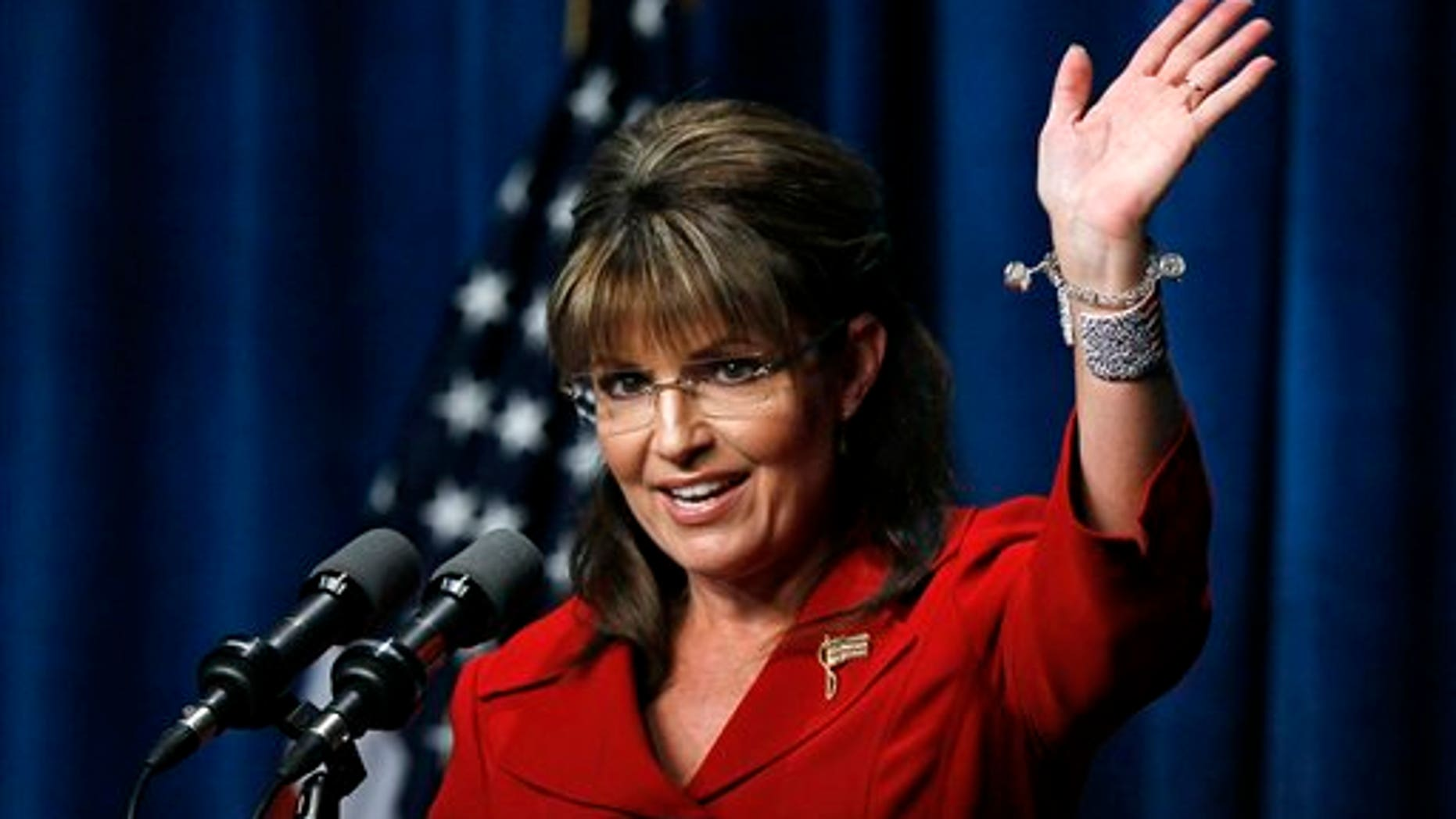 Sarah Palin. (AP)