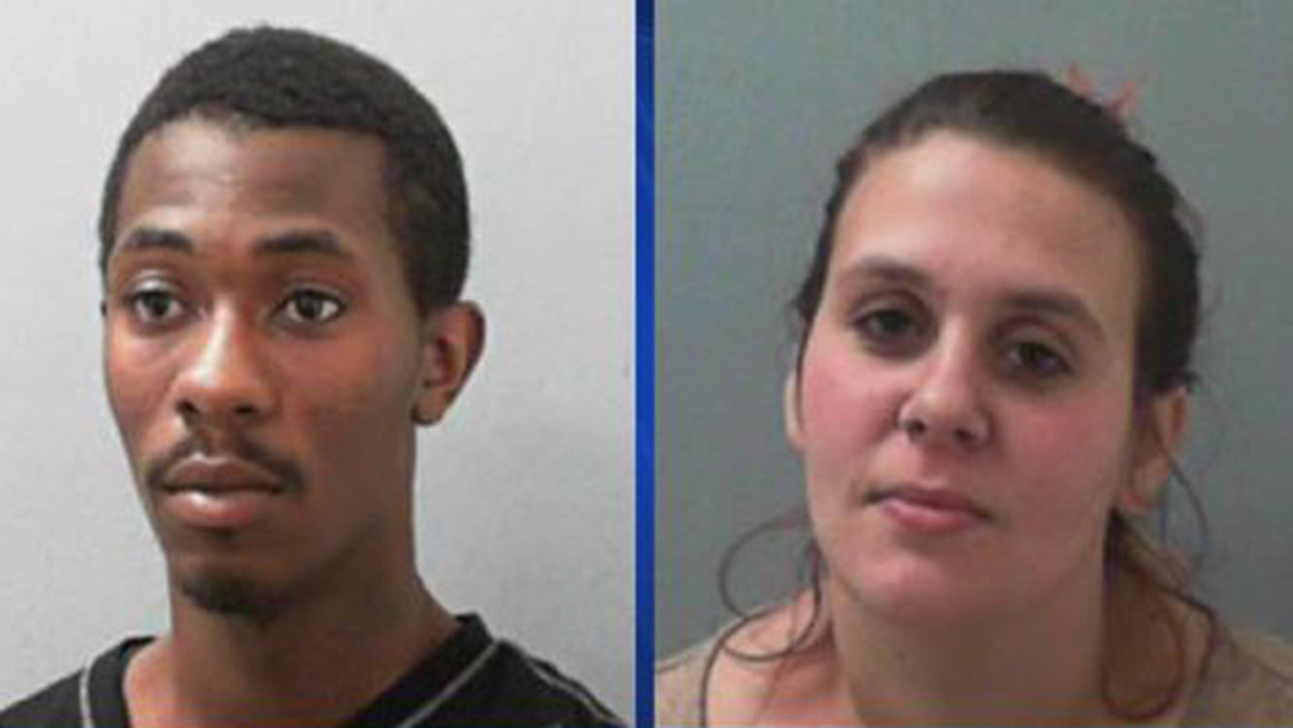 Roy Nichols Jr., left and Kayla Colyer face charges in the death of Colyer's mother, Tricia Freeman