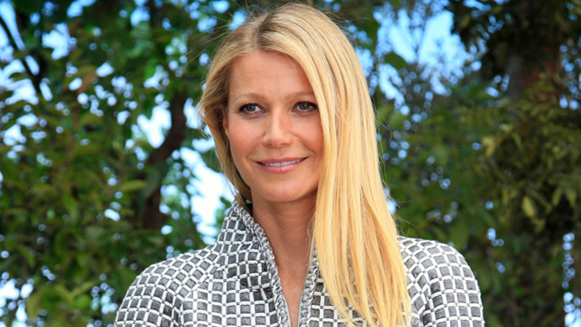 """Gwyneth Paltrow hosted the inaugural """"In Goop Health"""" event on Saturday in Ca."""