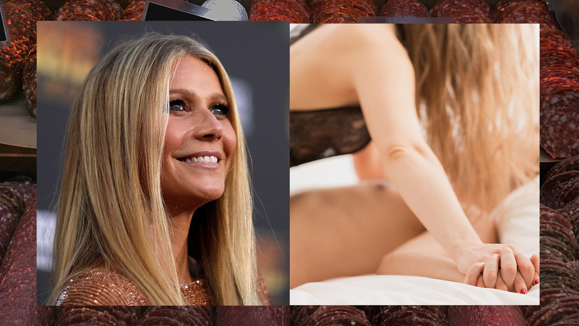 """Goop editors admitted to getting down and dirty in public — and one had sex in a """"favorite salumeria in Italy."""""""