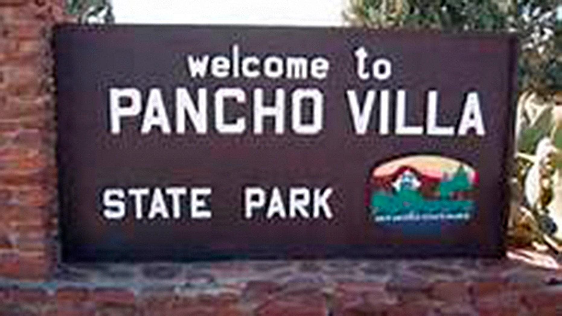 Pancho Villa State Park in Columbus, N.M.