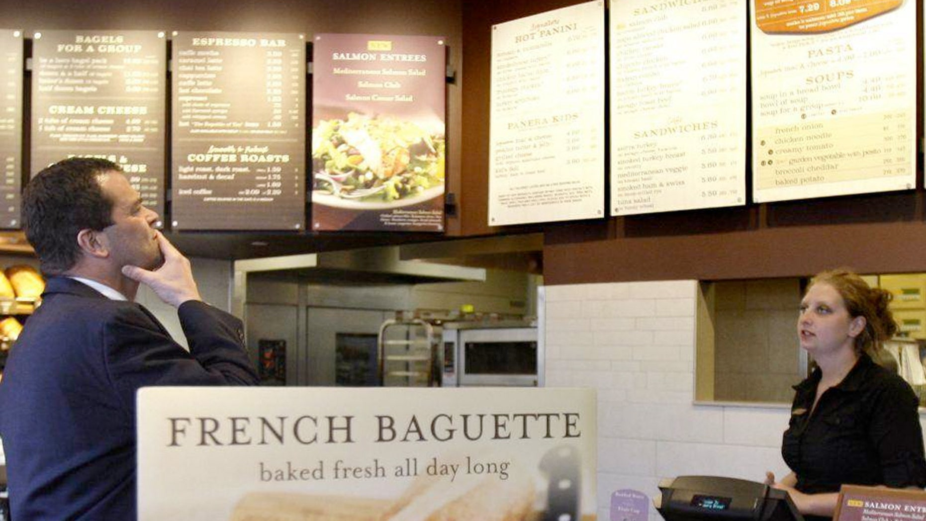 Panera is counting on technology to help get special orders right, using color codes to underscore the importance of added or omitted ingredients.