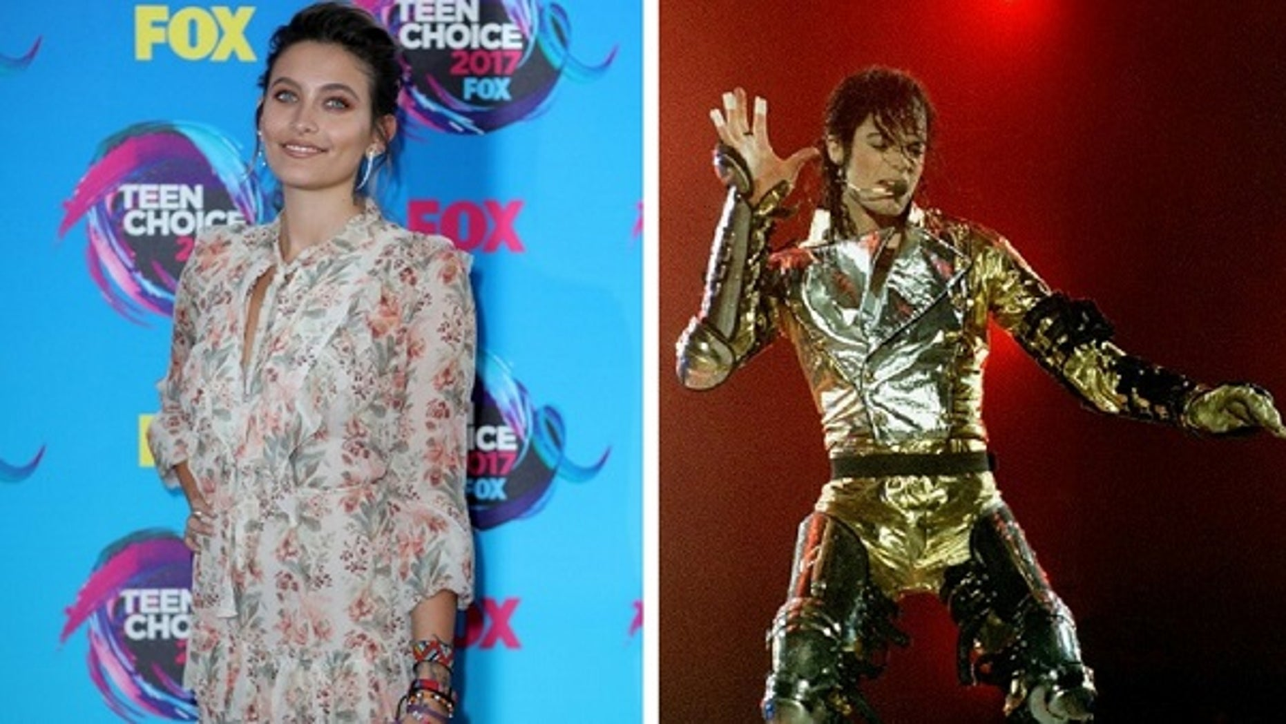 Paris Jackson paid tribute Tuesday to her late father Michael Jackson in a heartfelt Instagram post wishing him a happy birthday.
