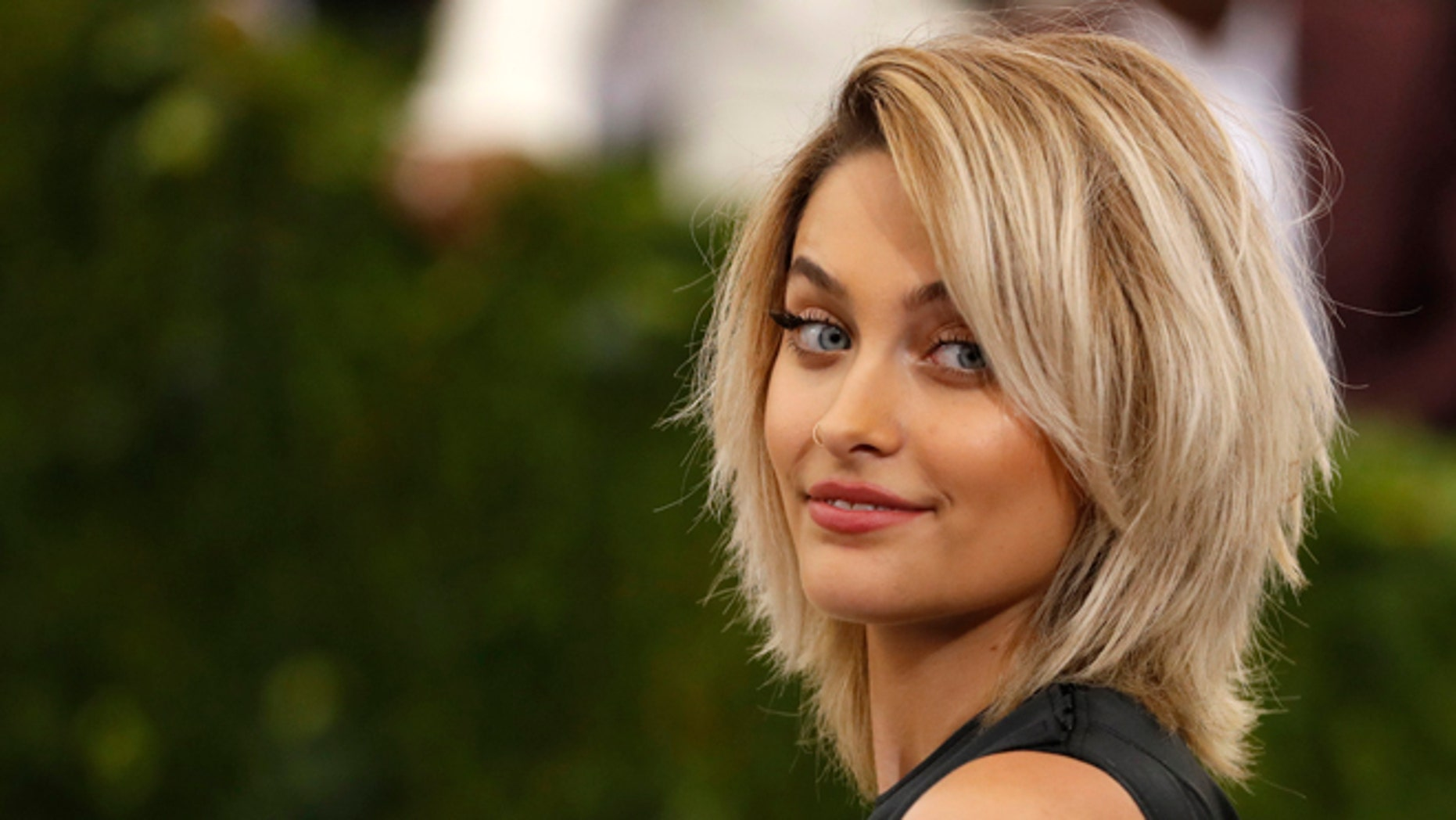 Paris Jackson says she likes to garden in the nude.