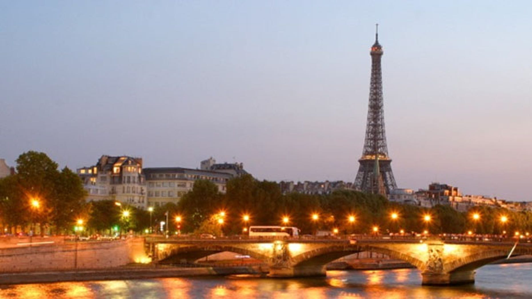 Paris' Eiffel Tower