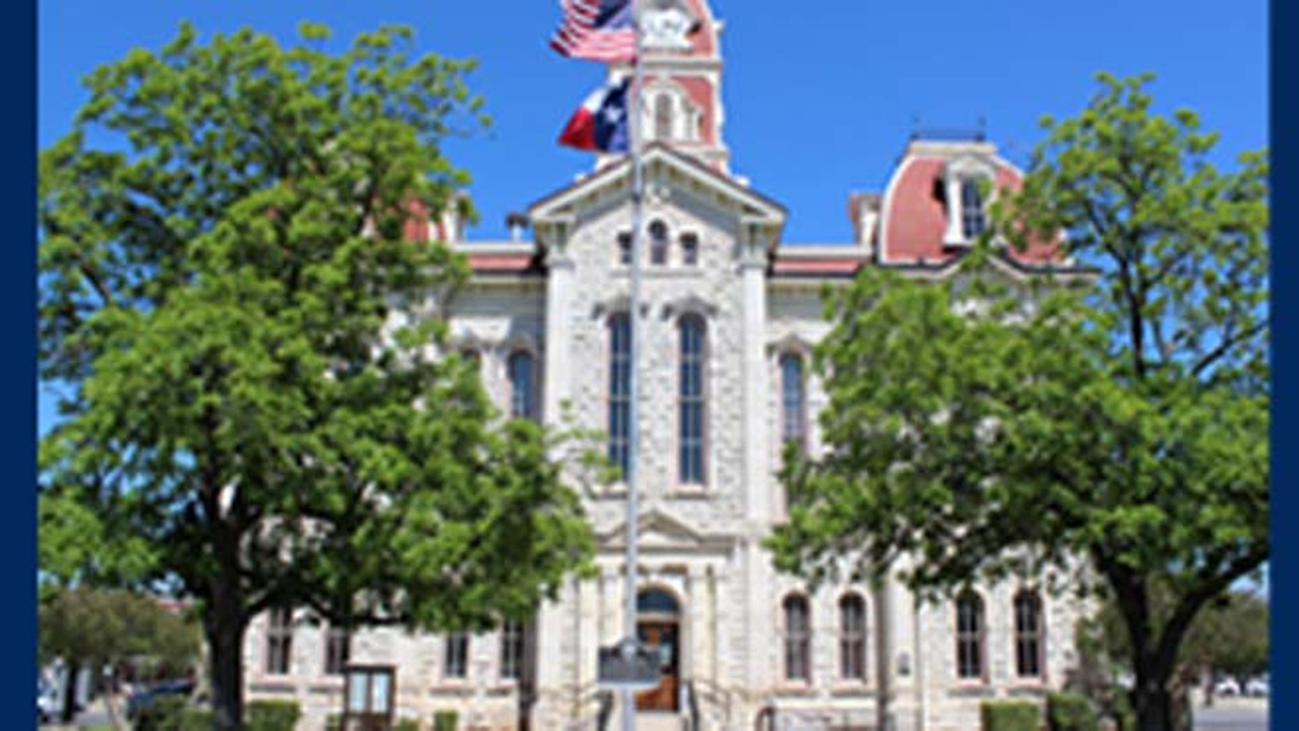 Parker County Court in Weatherford, Texas.