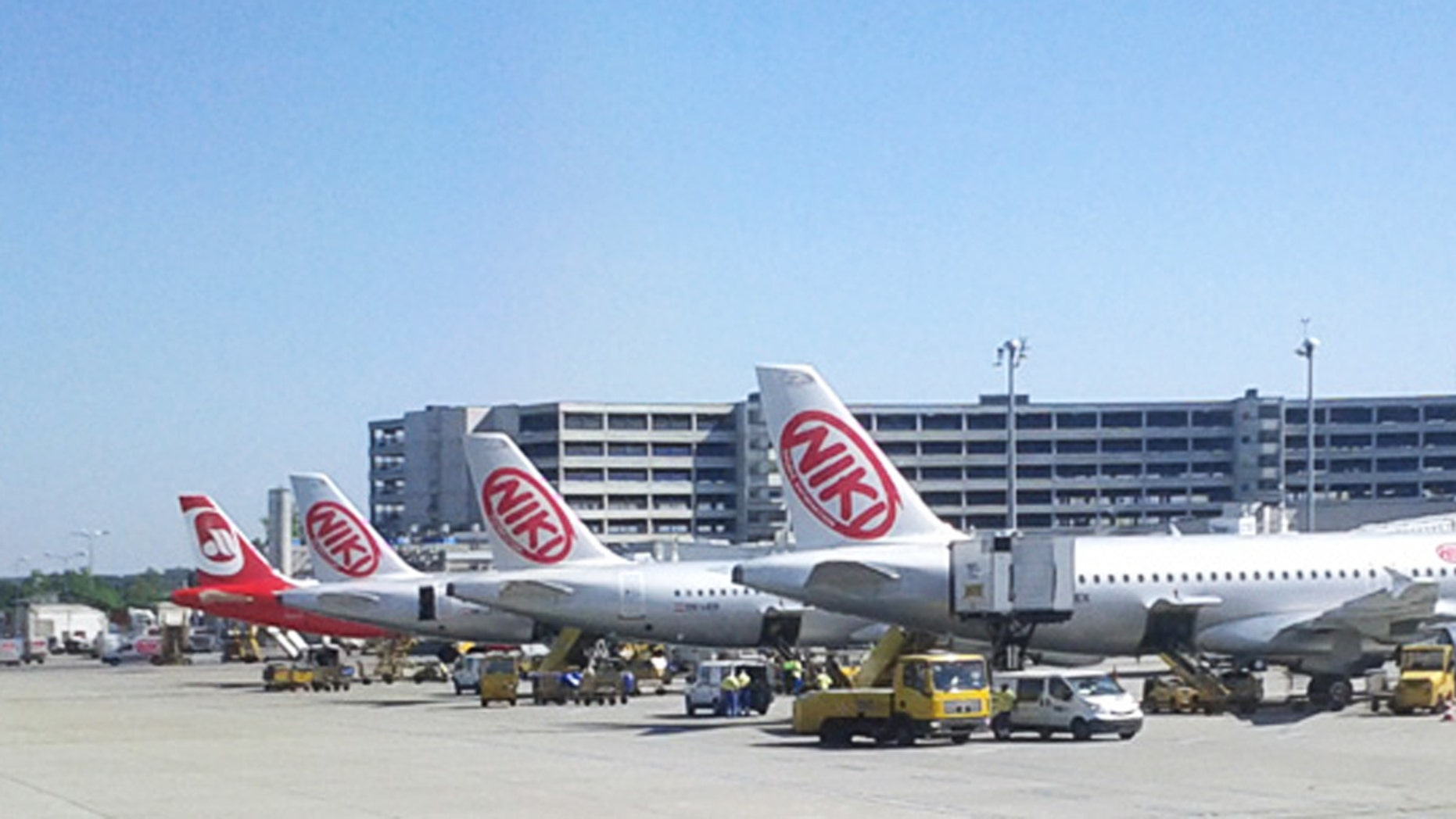 The low cost carrier is a subsidiary of Airberlin.