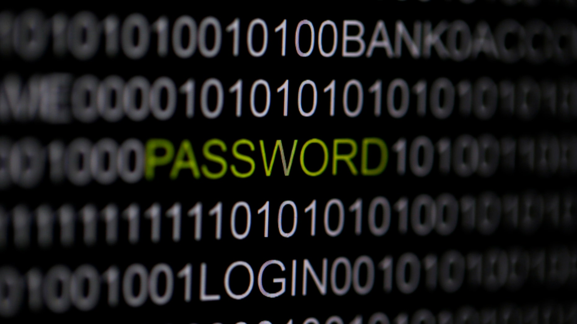 The word 'password' is pictured on a computer screen in this picture illustration taken in Berlin May 21, 2013. The Financial Times' website and Twitter feeds were hacked May 17, 2013, renewing questions about whether the popular social media service has done enough to tighten security as cyber-attacks on the news media intensify. The attack is the latest in which hackers commandeered the Twitter account of a prominent news organization to push their agenda. Twitter's 200 million users worldwide send out more than 400 million tweets a day, making it a potent distributor of news. REUTERS/Pawel Kopczynski   (GERMANY - Tags: CRIME LAW SCIENCE TECHNOLOGY) - RTXZUYO