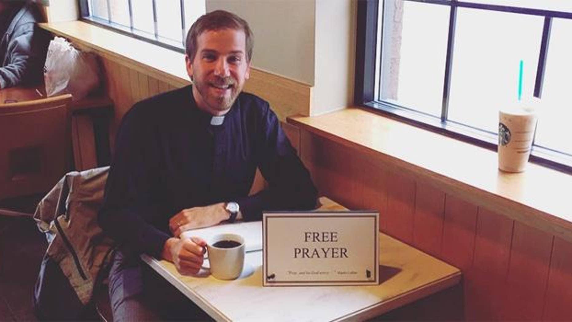 Pastor Thomas Rusert (Courtesy Thomas Rusert)