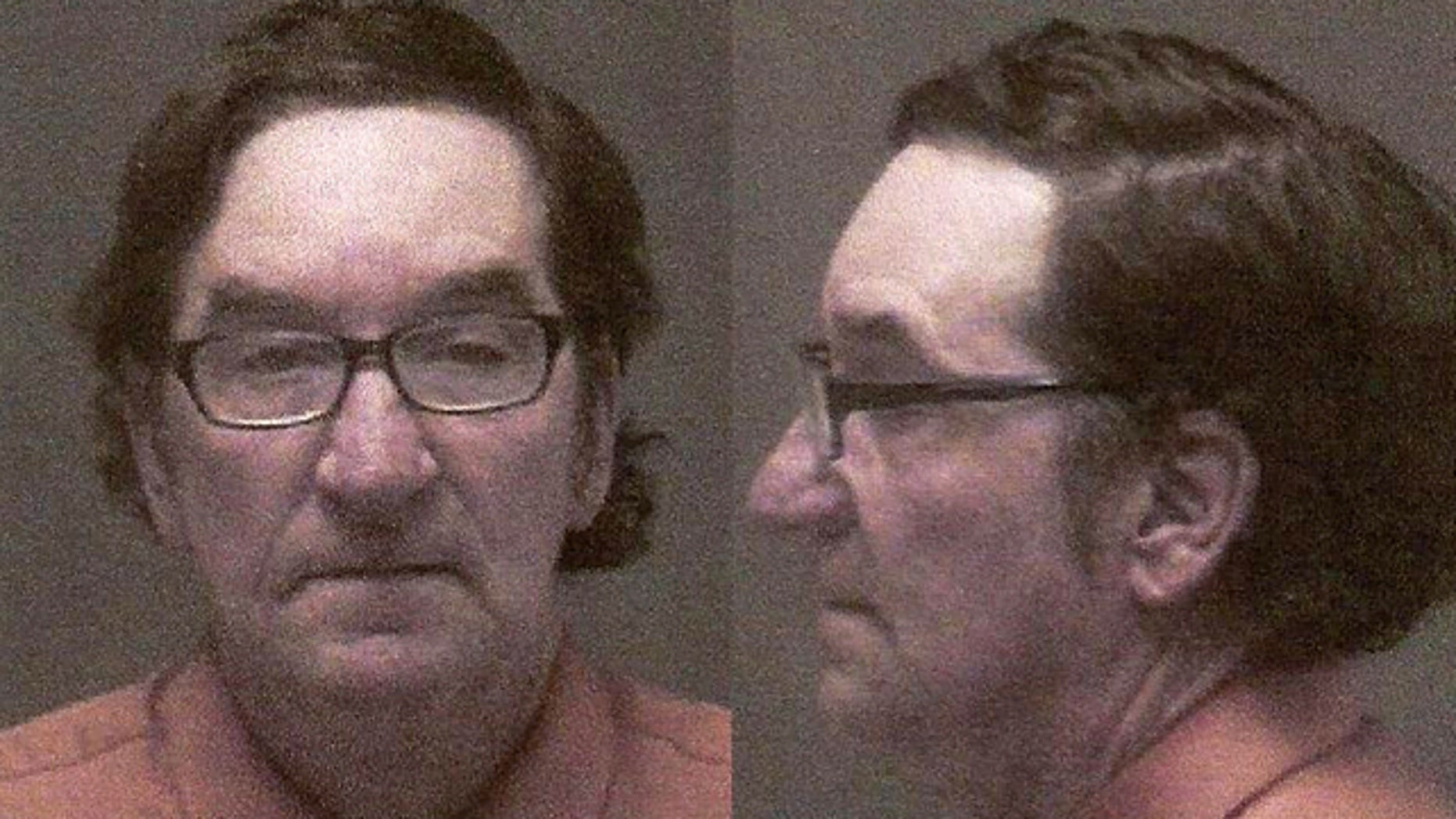 Nov. 1, 2012: This booking photo provided by the Isabella County Sheriff's Department shows John D. White, who was arraigned on first-degree murder charges and ordered jailed without bond. (AP/Isabella County Sheriff's Department)