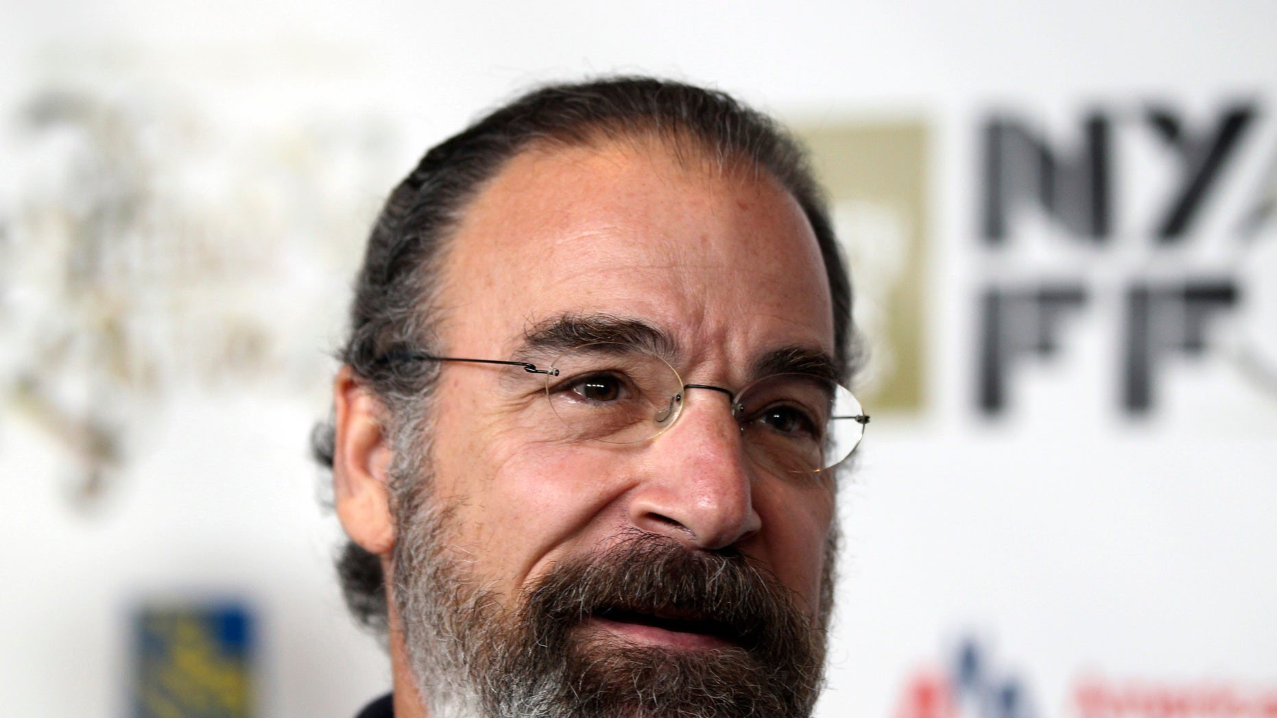 "October 2, 2012. Mandy Patinkin arrives for a special 25th anniversary viewing of ""The Princess Bride"" during the New York Film Festival in New York."
