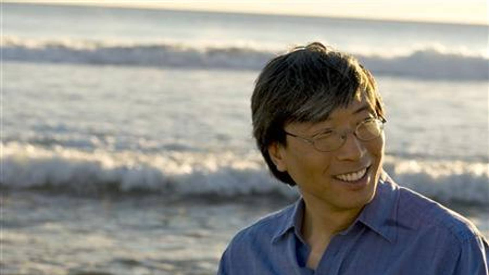Billionaire Patrick Soon-Shiong is shown in this publicity photo released to Reuters September 28, 2012. REUTERS/Handout