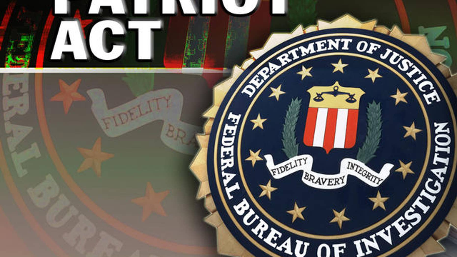 Image result for Patriot Act