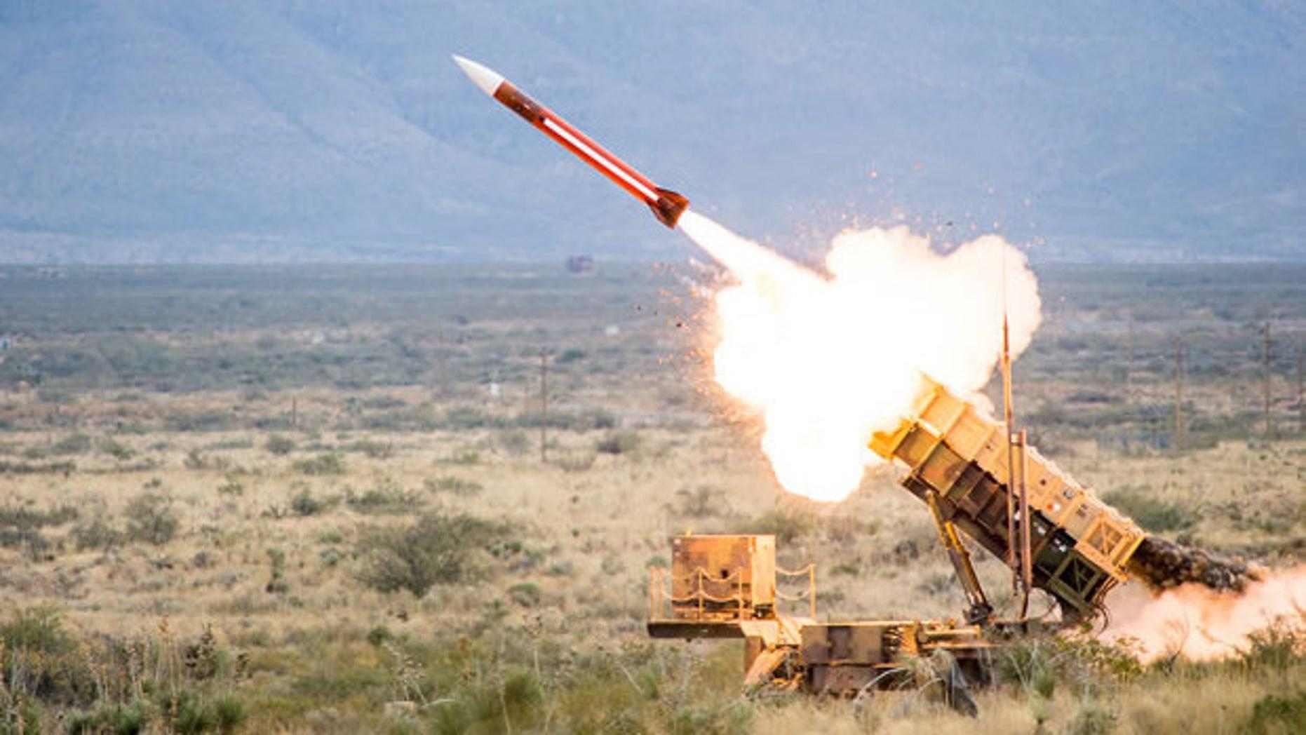 File photo (Raytheon Company)